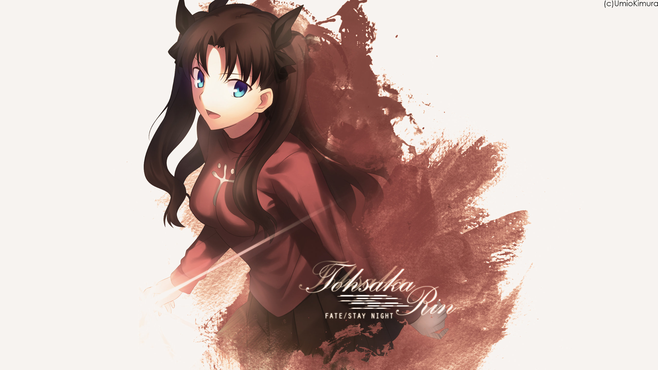 High resolution Fate/Stay Night hd 2560x1440 wallpaper ID:468683 for PC