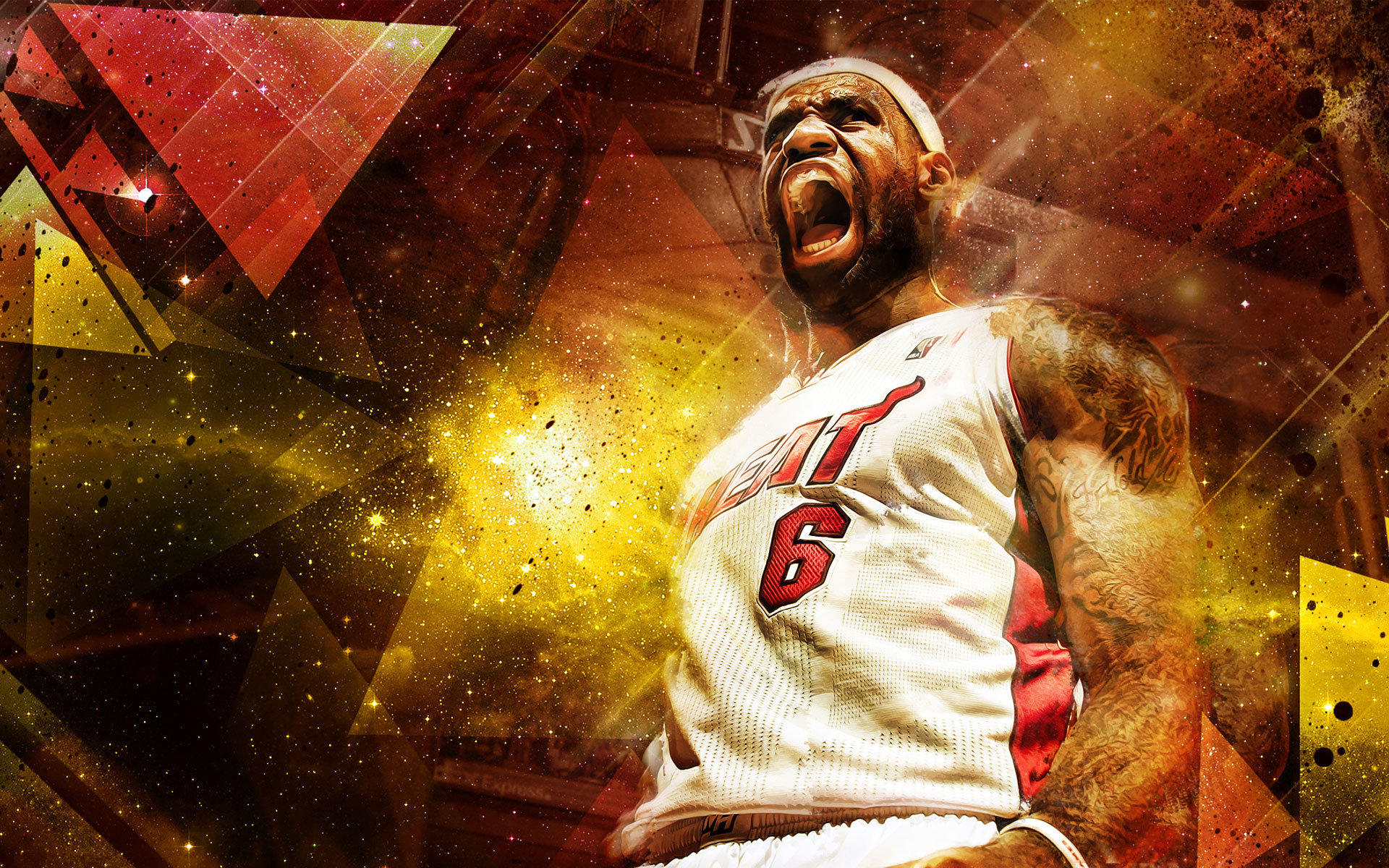 Best LeBron James wallpaper ID:113131 for High Resolution hd 1920x1200 desktop
