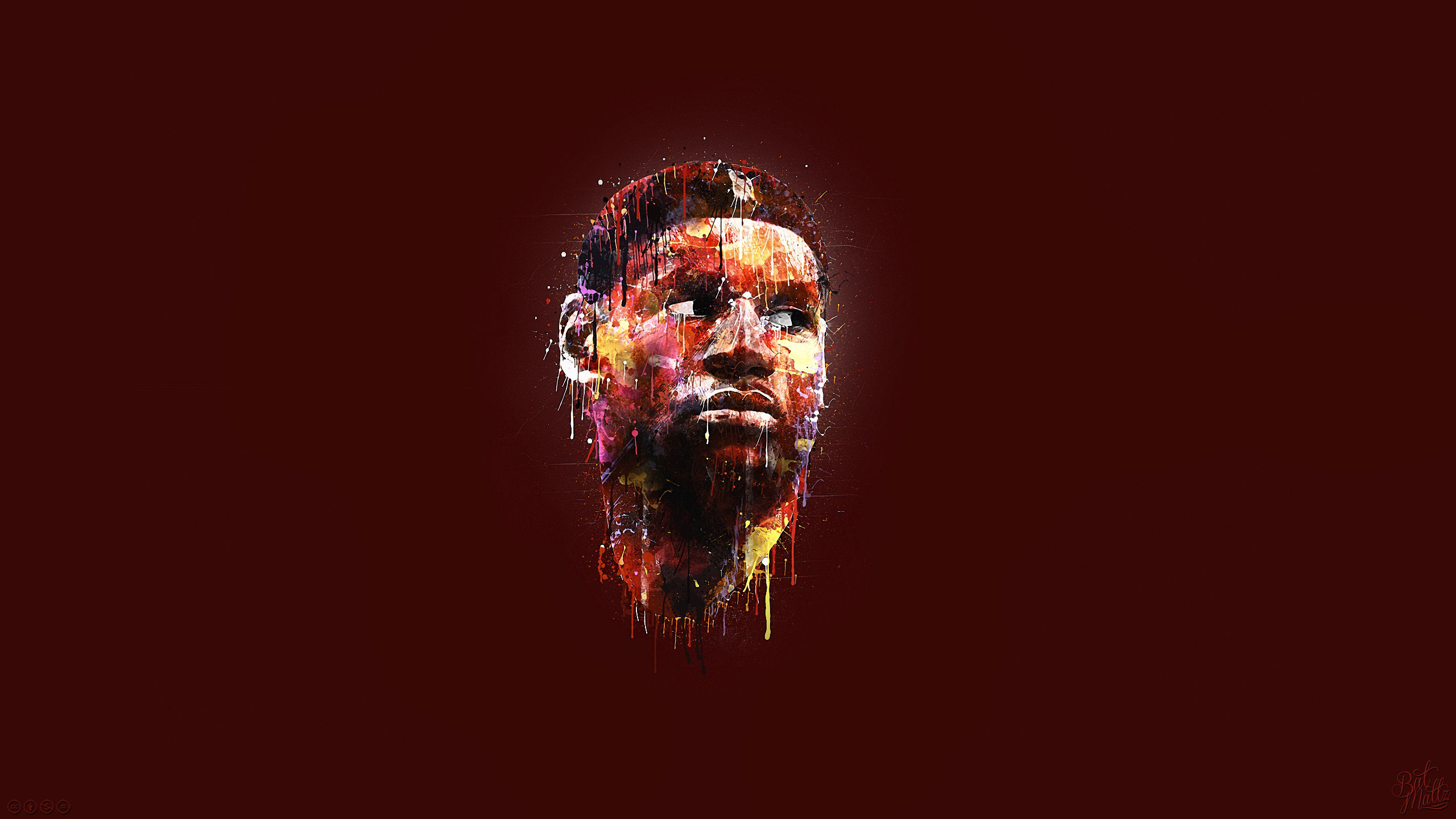 High resolution LeBron James hd 2560x1440 wallpaper ID:113134 for desktop