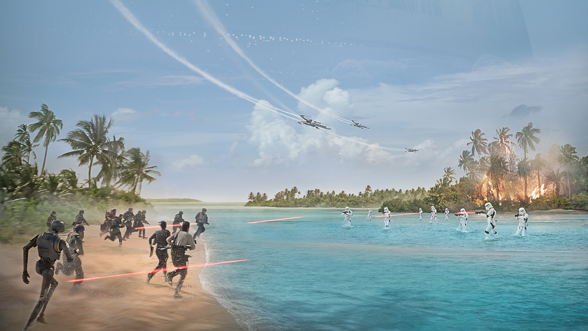 Download Full Hd 1080p Rogue One A Star Wars Story Desktop Wallpaper Id 259656 For Free