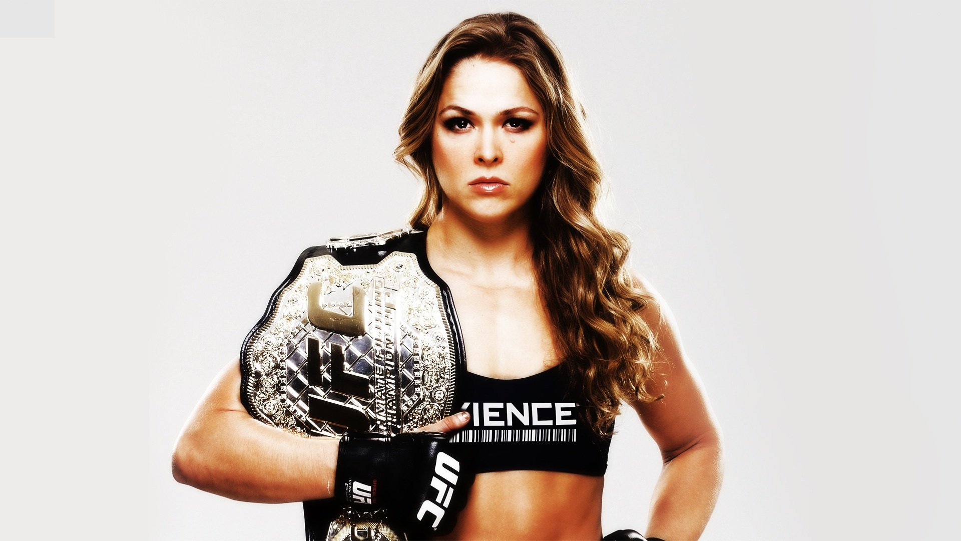 Download full hd Ronda Rousey desktop wallpaper ID:243689 for free