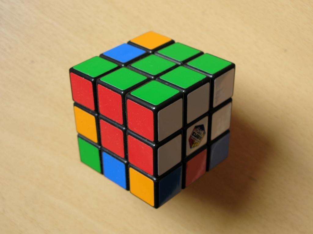 free download rubik's cube wallpaper id:216019 hd 1024x768 for computer