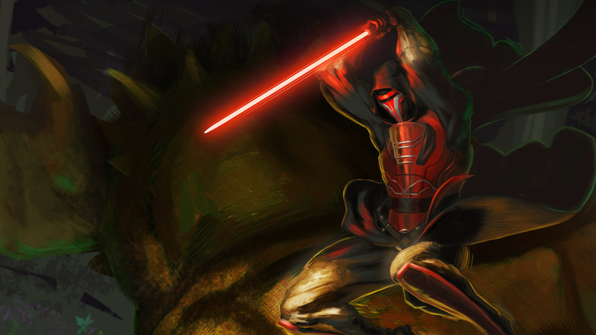Darth Revan Wallpapers HD For Desktop Backgrounds