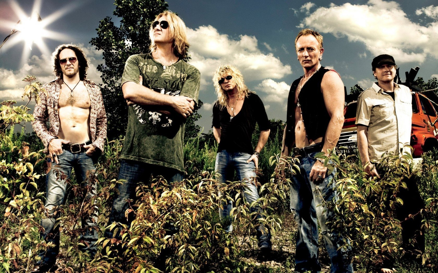 Best Def Leppard wallpaper ID:122669 for High Resolution hd 1680x1050 PC