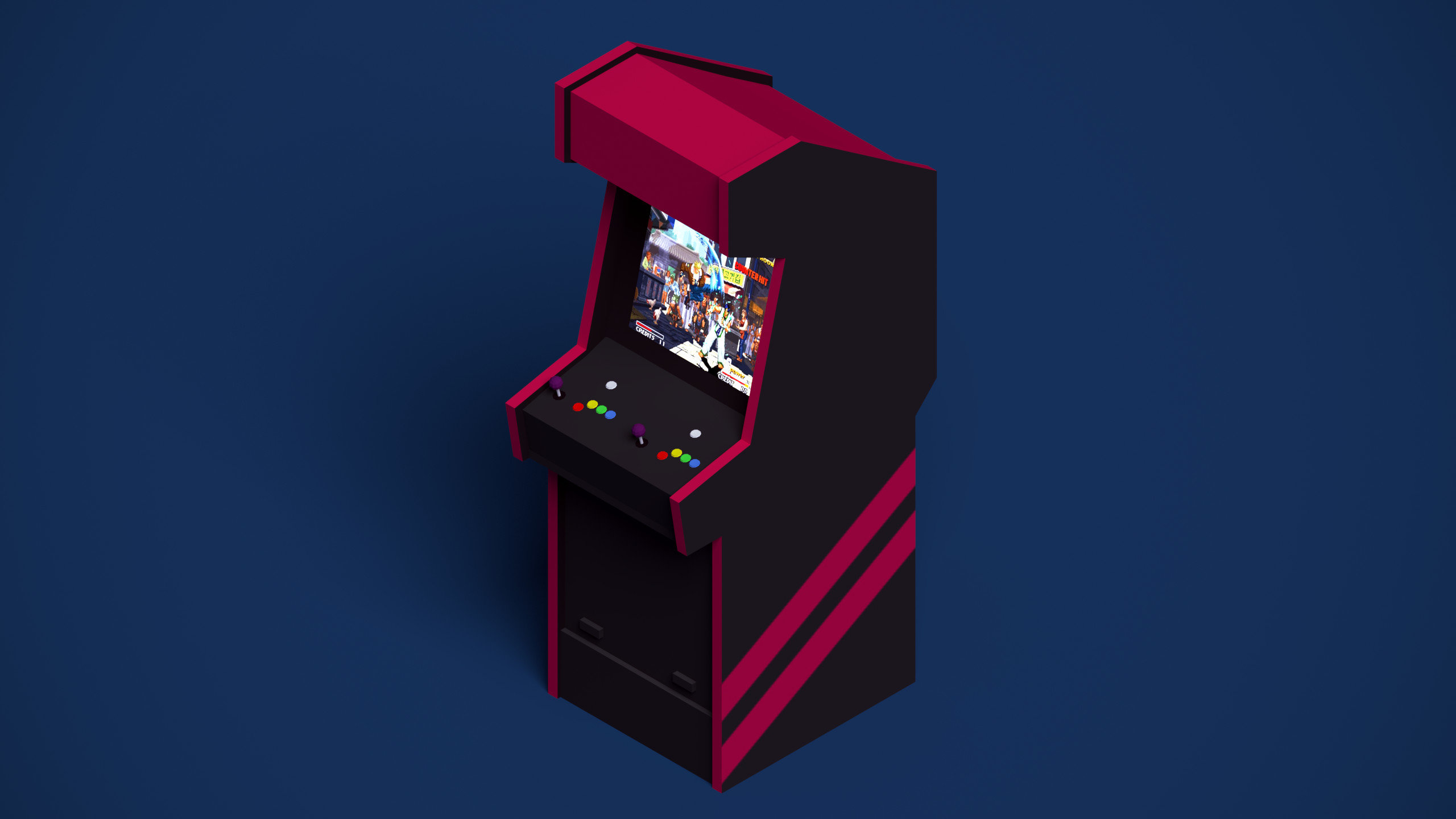 Best Arcade background ID:411145 for High Resolution hd 2560x1440 PC