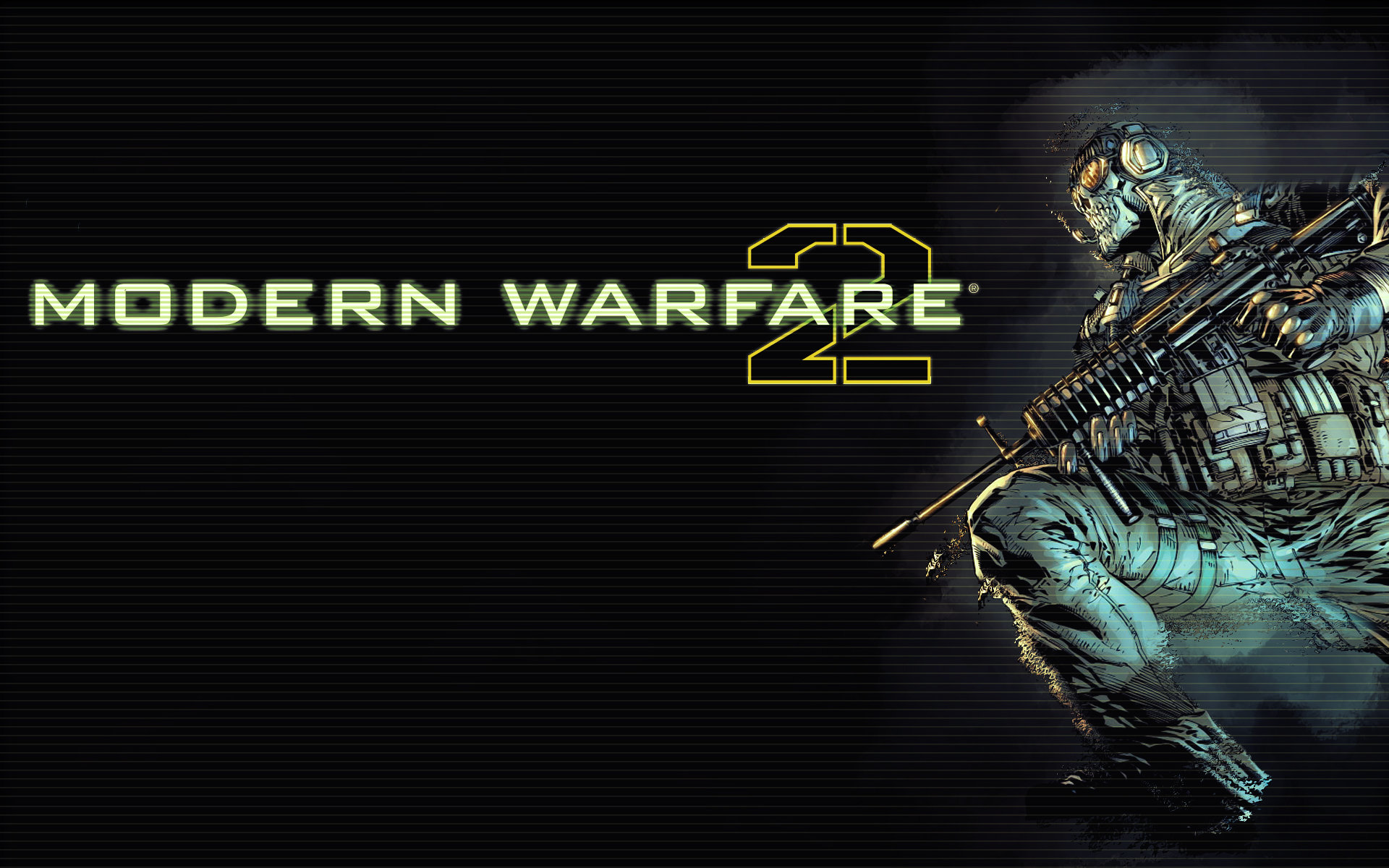 High resolution Call Of Duty: Modern Warfare 2 (MW2) hd 1920x1200 wallpaper ID:326492 for PC