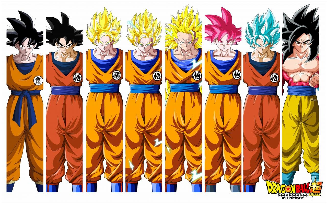 Download hd 1280x800 Dragon Ball Super PC wallpaper ID:242632 for free