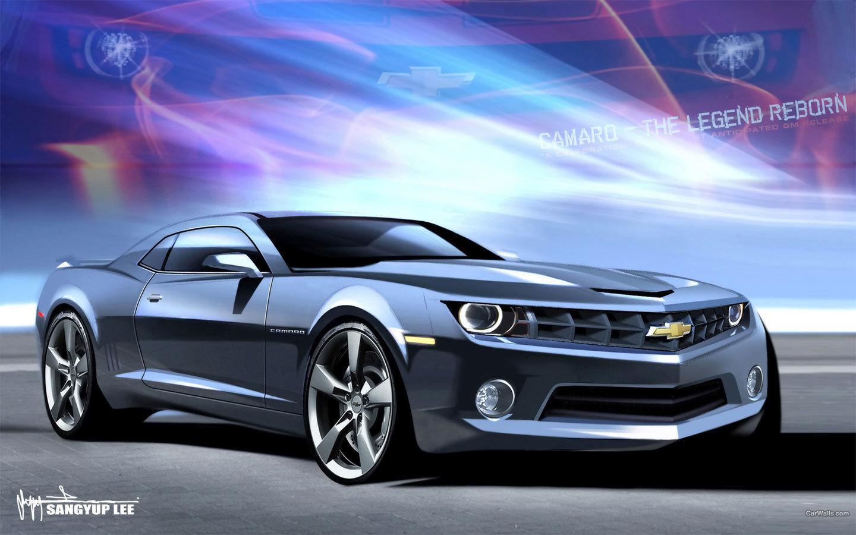 Download Hd 1440x900 Chevrolet Camaro Desktop Wallpaper Id