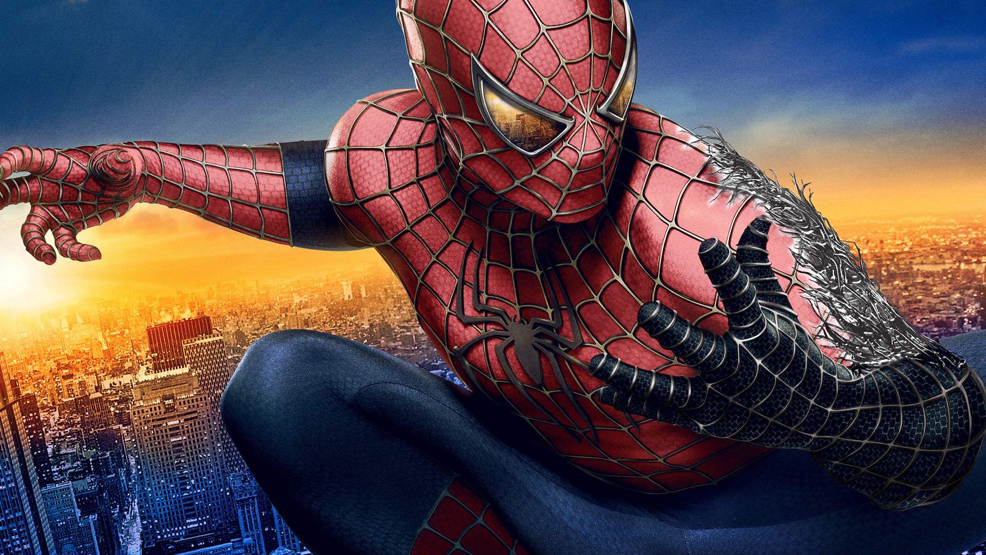 Spiderman 3 Hd Wallpapers 1080p: Download Full Hd 1080p Spider-Man 3 Computer Wallpaper ID