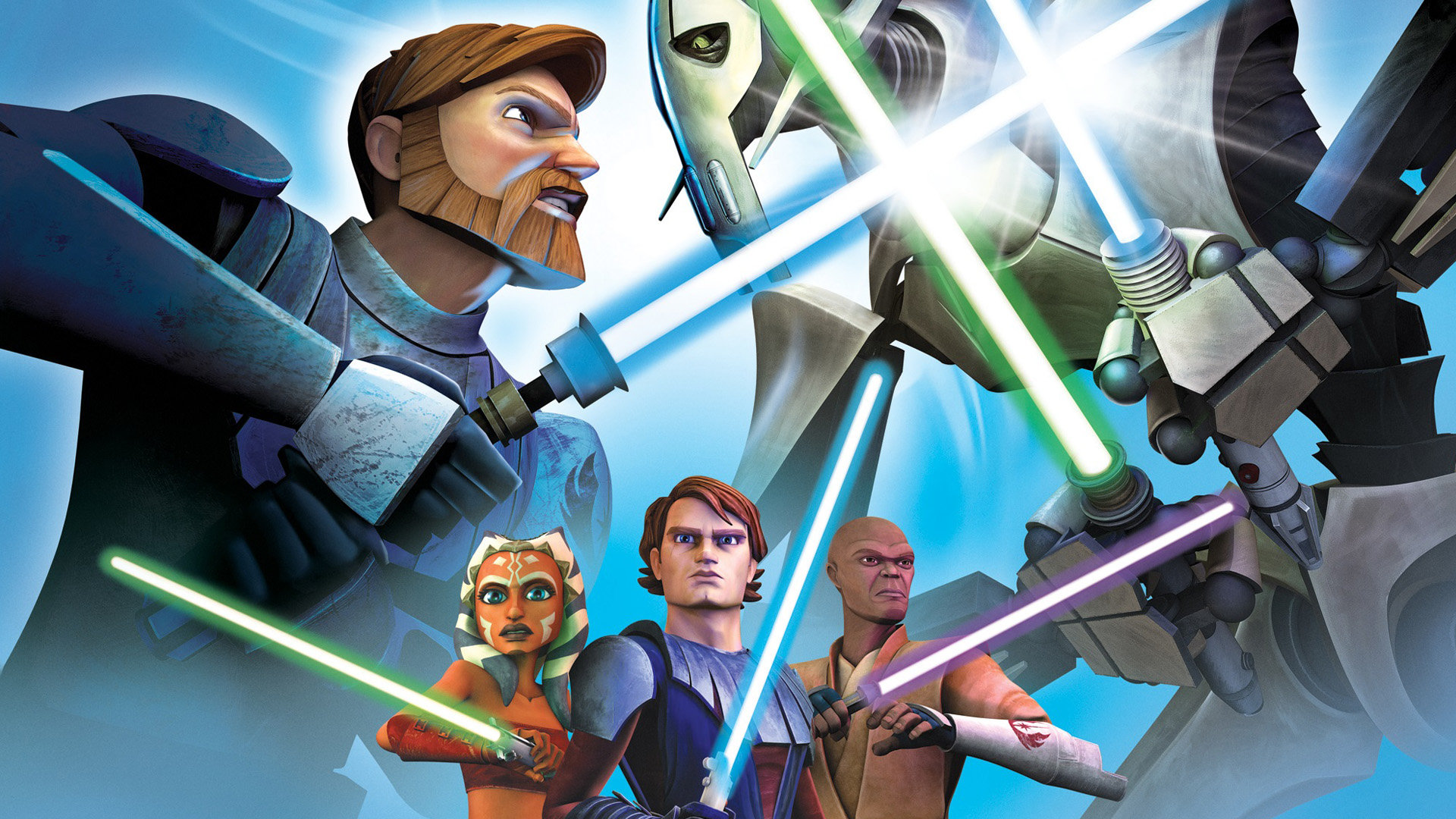 Star Wars The Clone Wars Wallpapers 1920x1080 Full Hd 1080p Desktop Backgrounds