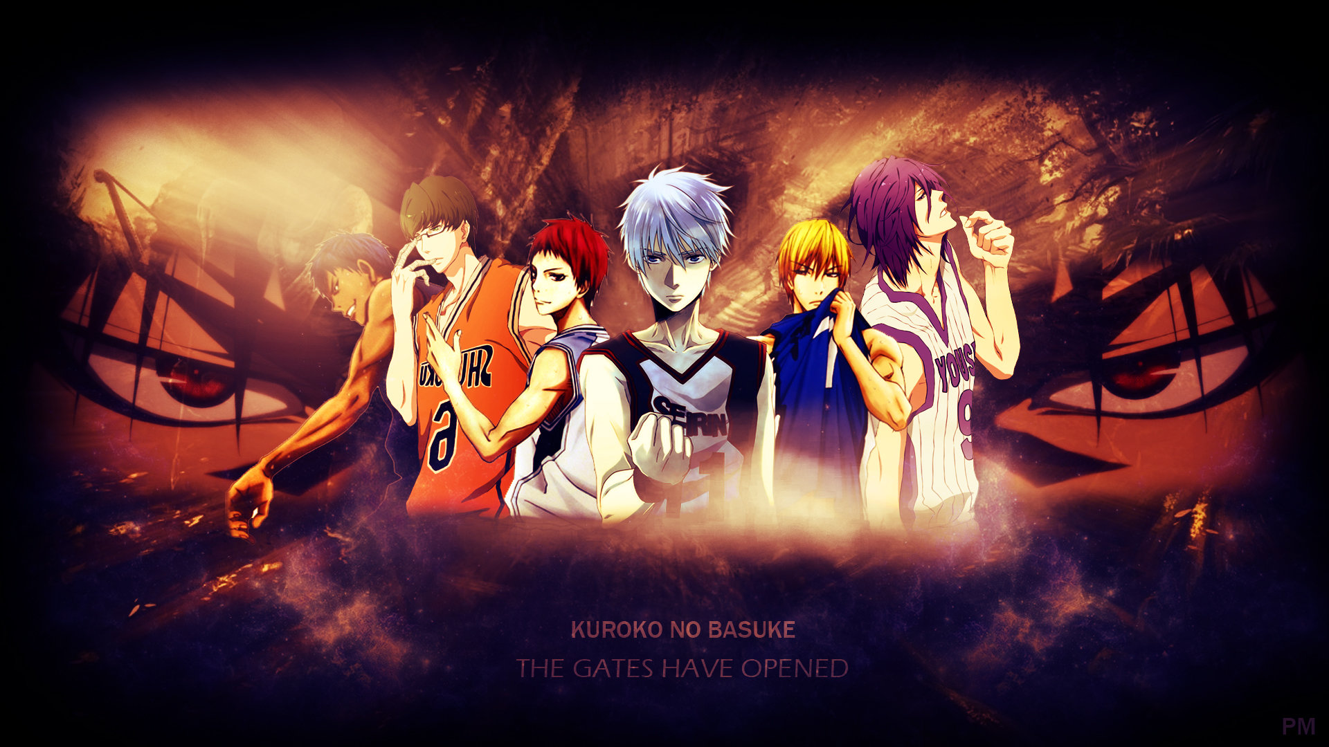 Awesome Kuroko's Basketball free background ID:318854 for full hd desktop