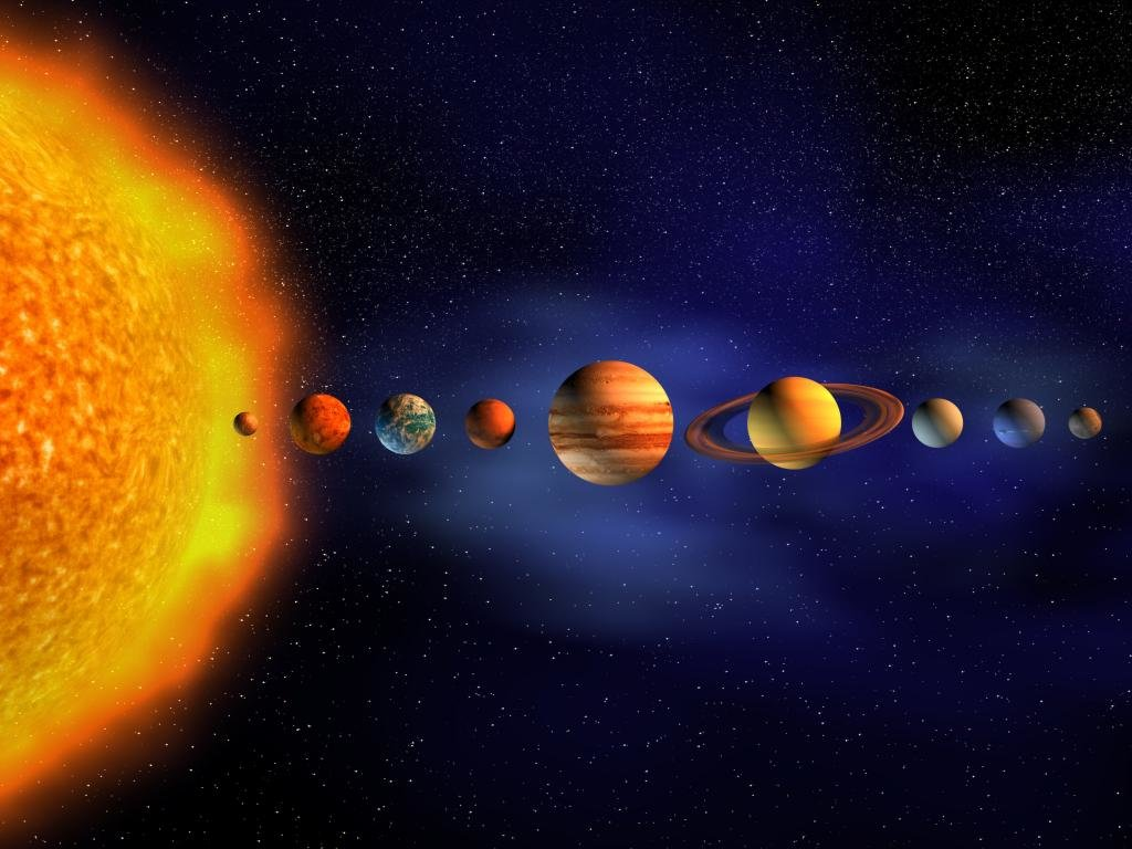 High resolution Solar System hd 1024x768 wallpaper ID:32557 for PC