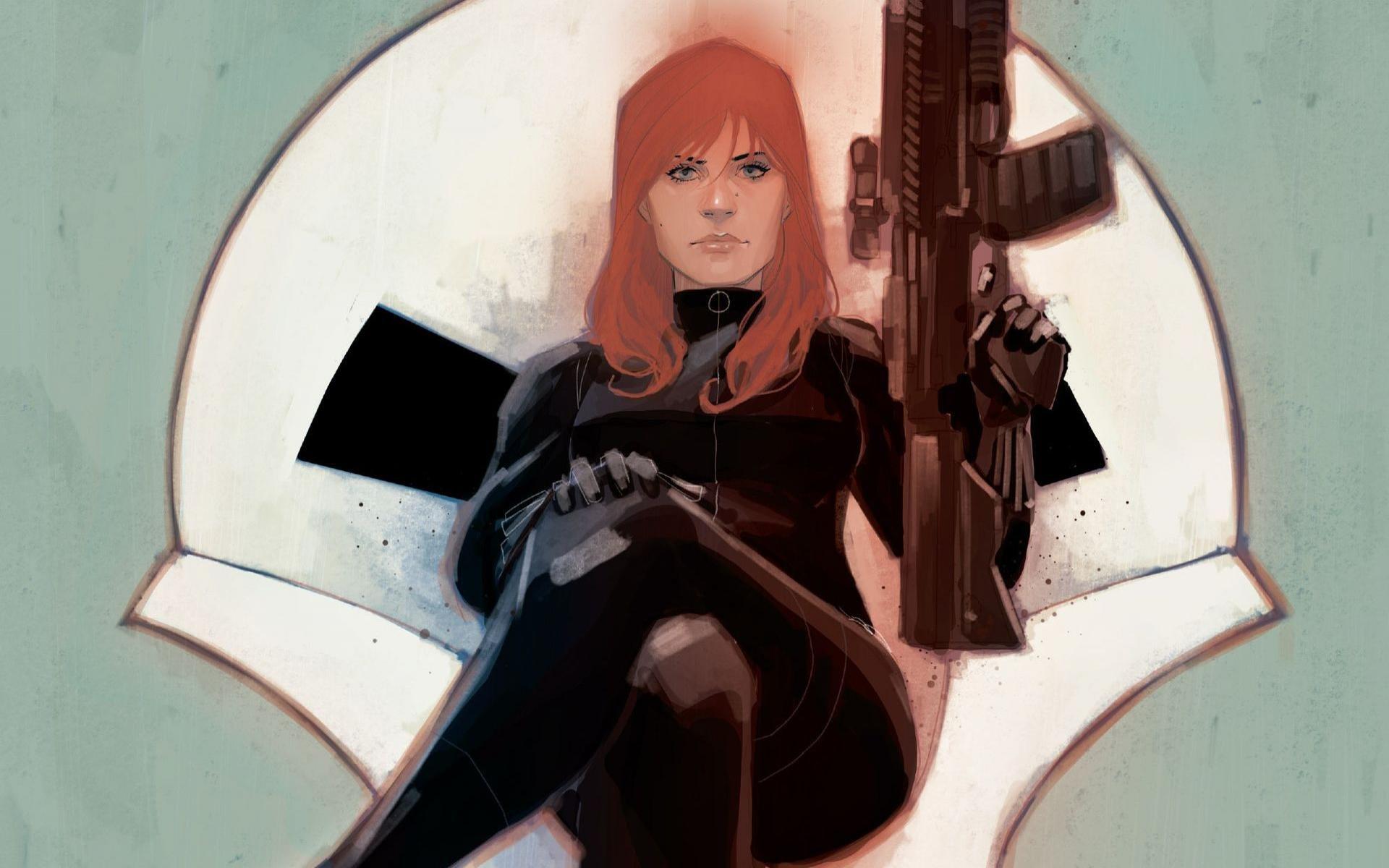 High resolution Black Widow hd 1920x1200 wallpaper ID:278416