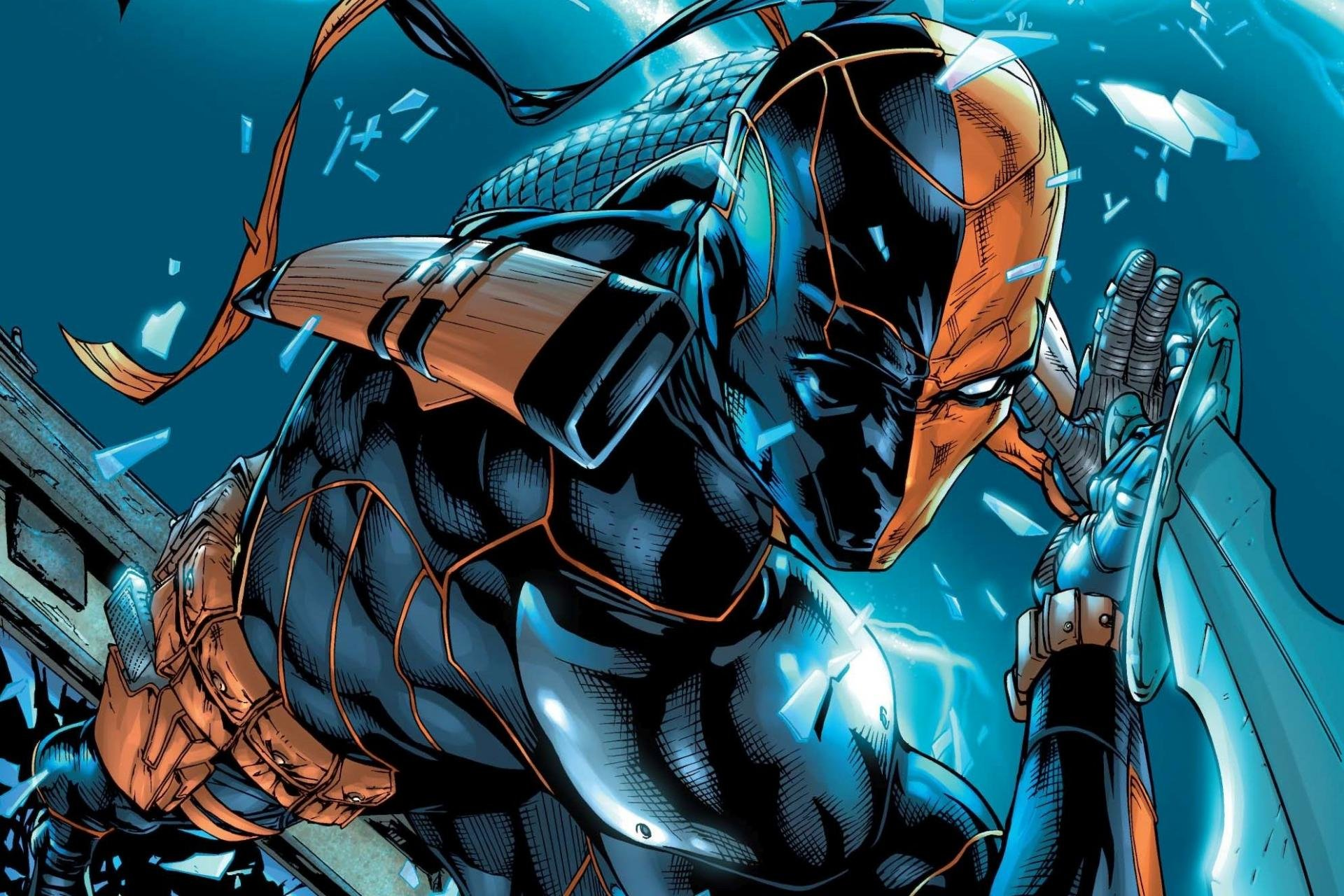 Awesome Deathstroke free background ID:363554 for hd 1920x1280 computer