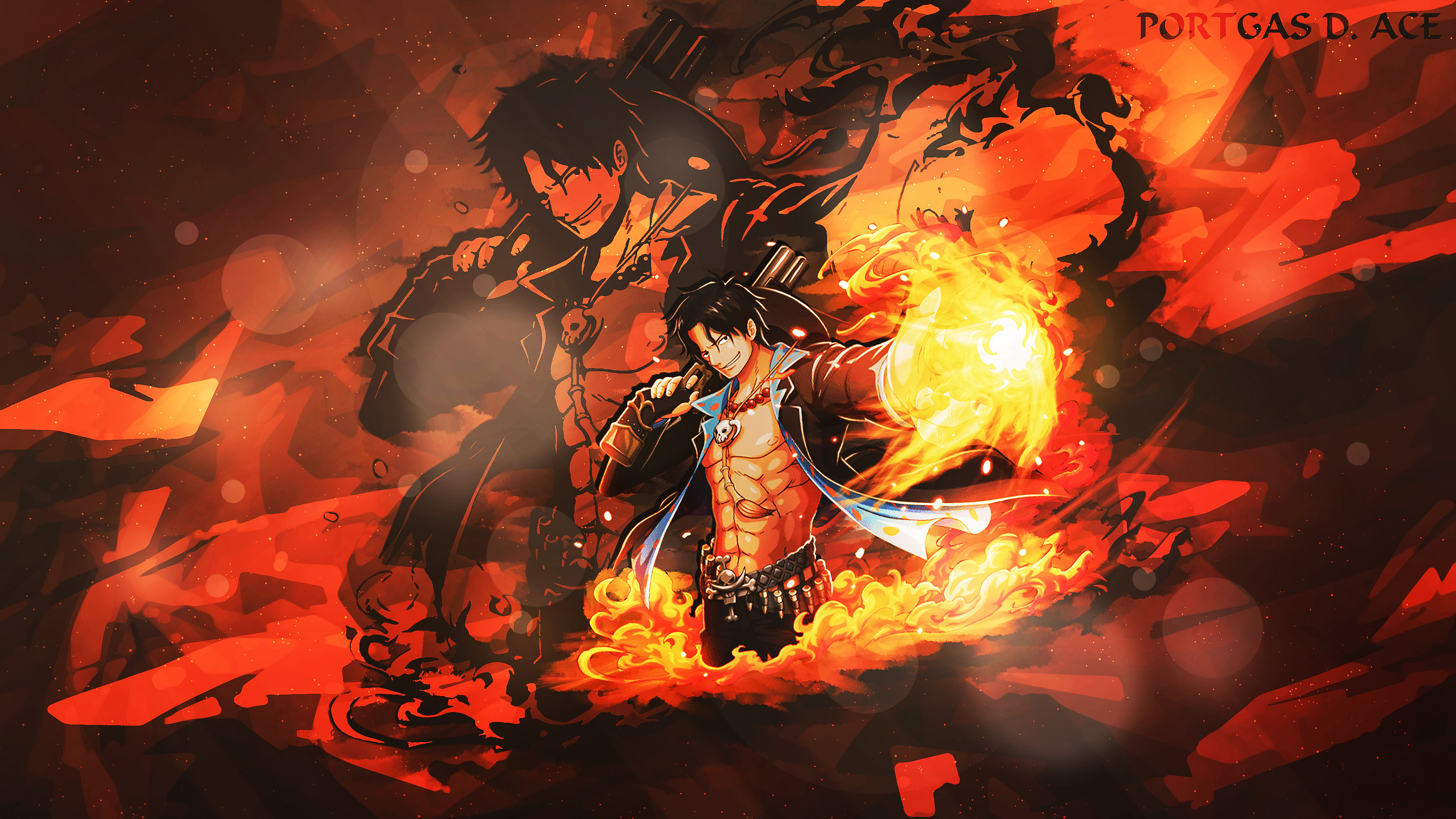 Best Portgas D. Ace wallpaper ID:314777 for High Resolution hd 4k PC