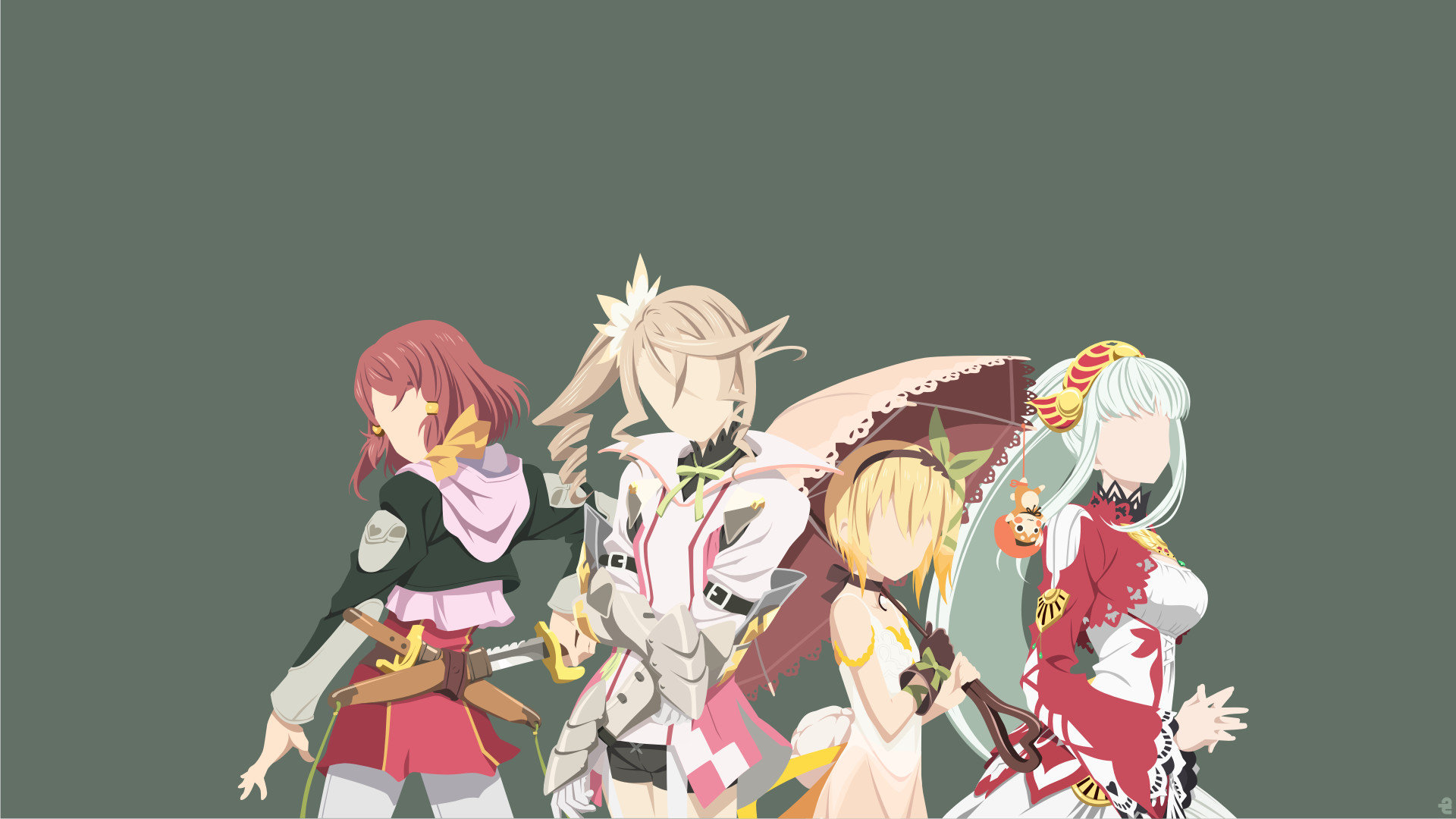 Free Tales Of Zestiria high quality background ID:109861 for full hd 1920x1080 PC