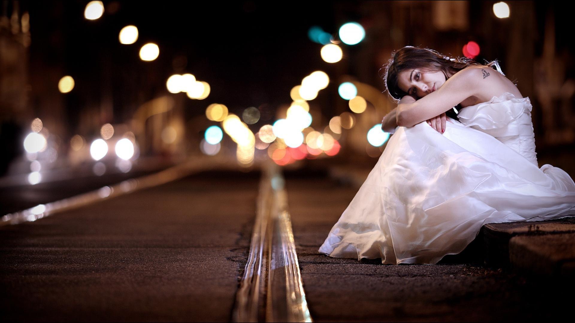 Download Full Hd 1080p Bride In Wedding Dress Desktop Background Id 465849 For Free