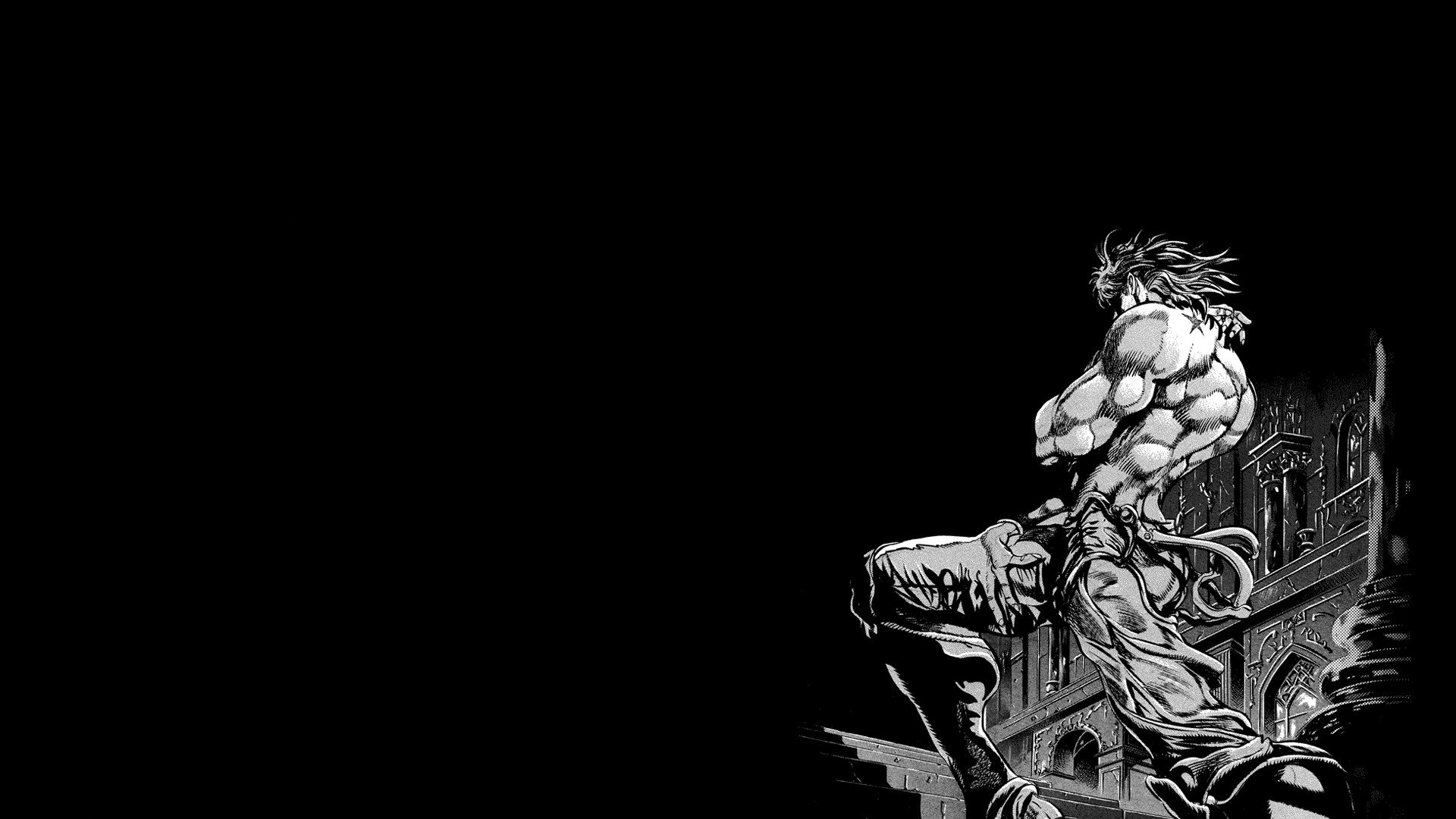 High resolution Jojo's Bizarre Adventure hd 1920x1080 background ID:296867 for desktop