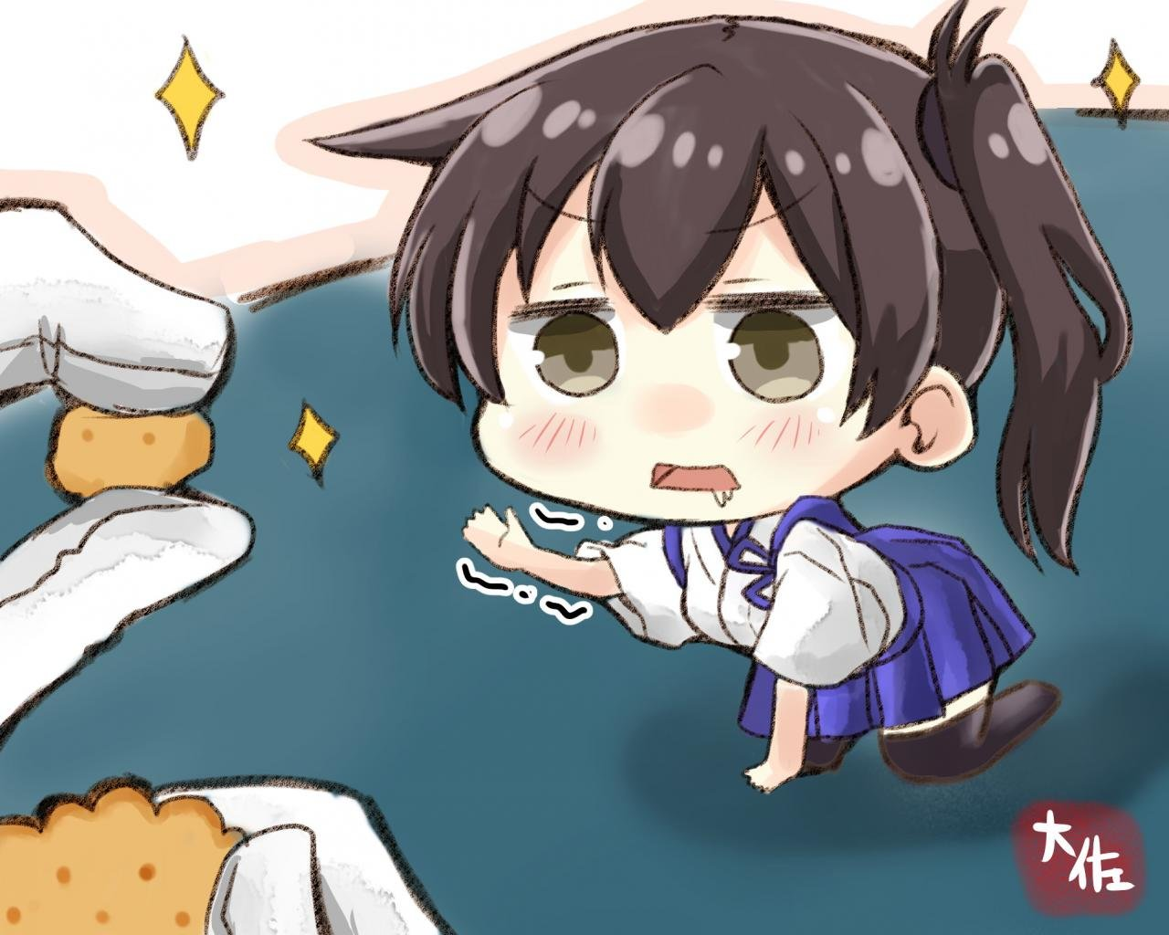 Free Kaga (Kancolle) high quality wallpaper ID:331325 for hd 1280x1024 computer