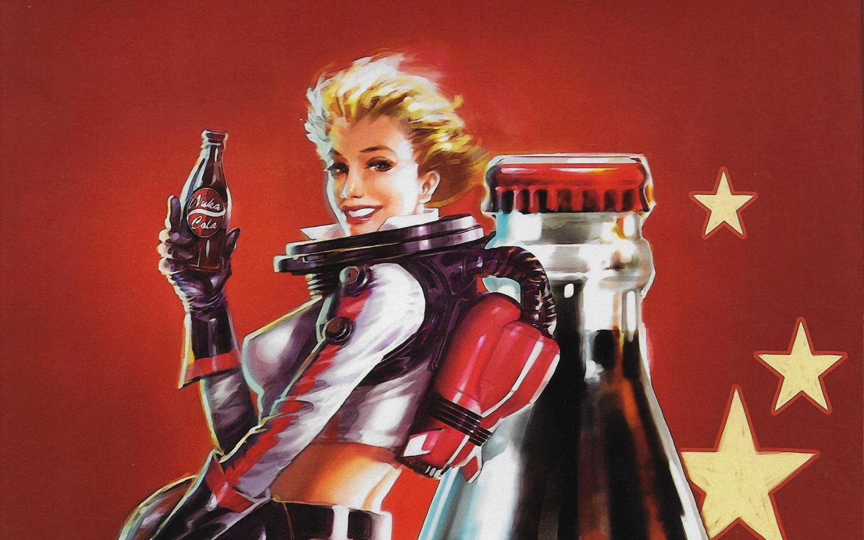 Free Download Nuka Cola Wallpaper Id 207369 Hd 1680x1050 For Computer