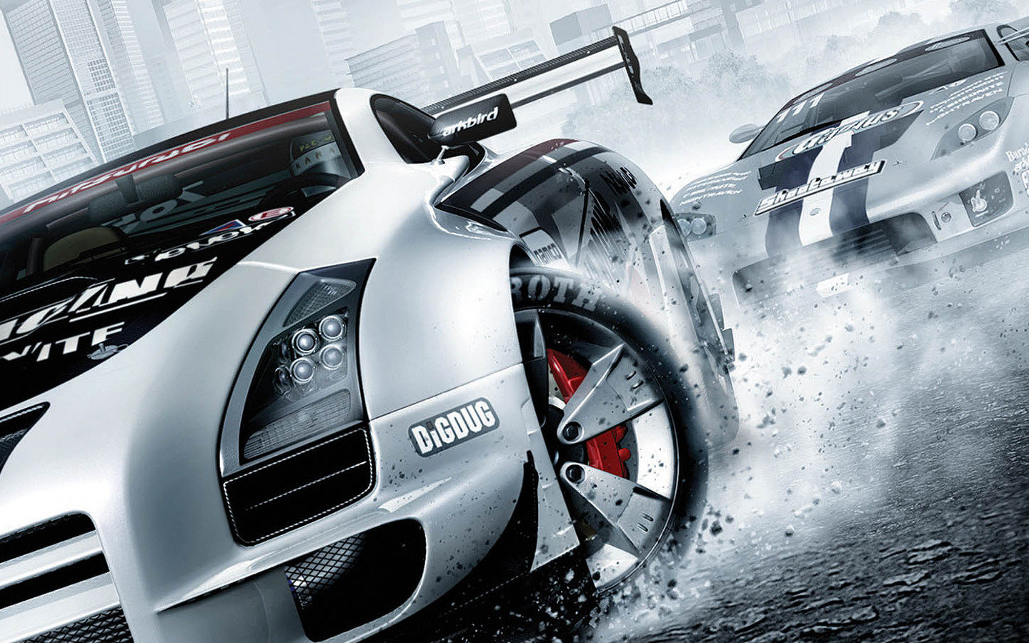 High resolution Racing & Race cars hd 1440x900 background ID:298805 for PC