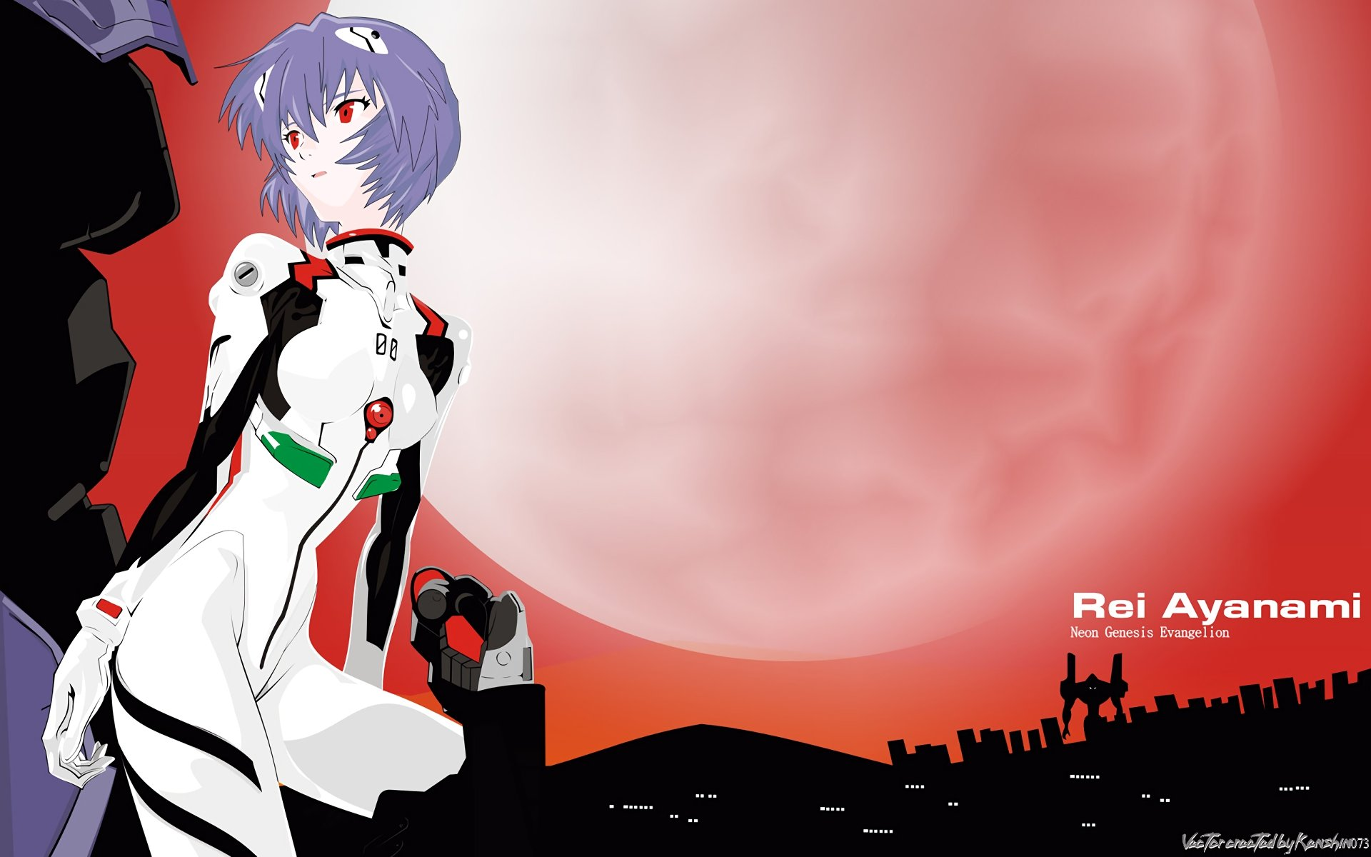 Awesome Rei Ayanami free background ID:215267 for hd 1920x1200 desktop
