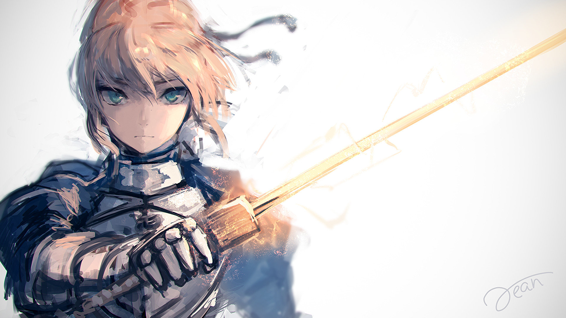 Free download Saber (Fate Series) background ID:468957 full hd 1080p for computer