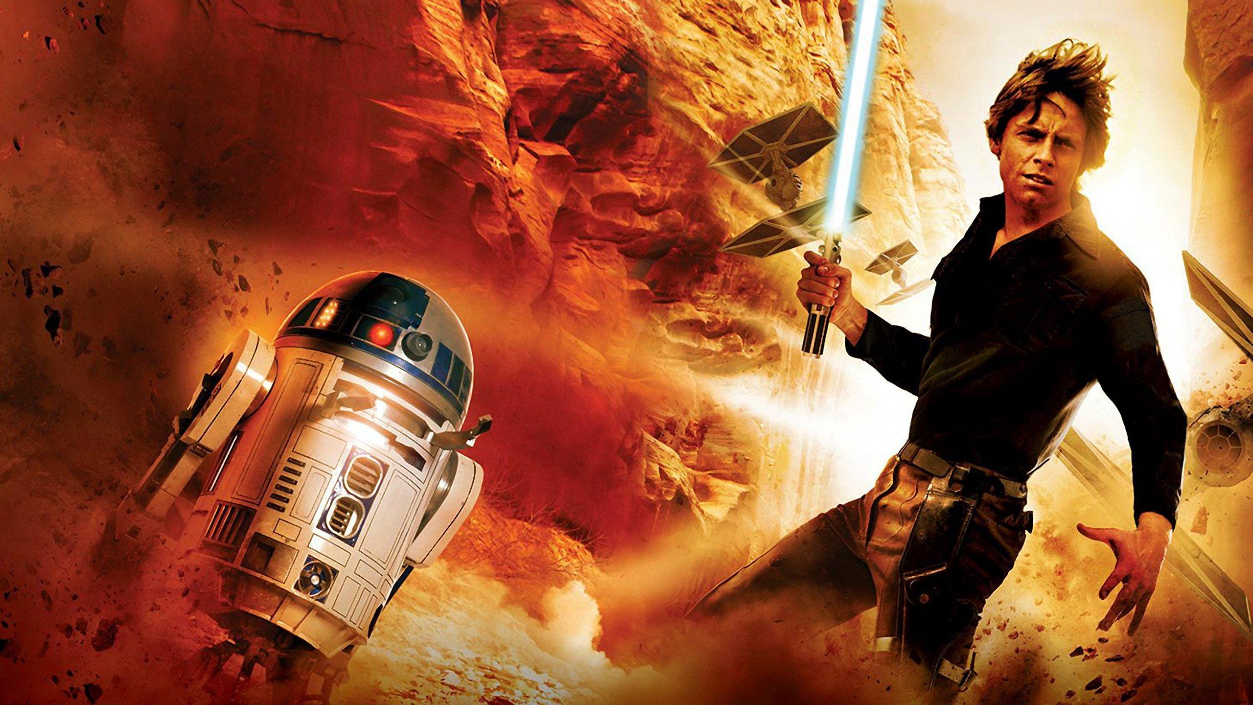 Luke Skywalker Wallpapers Hd For Desktop Backgrounds