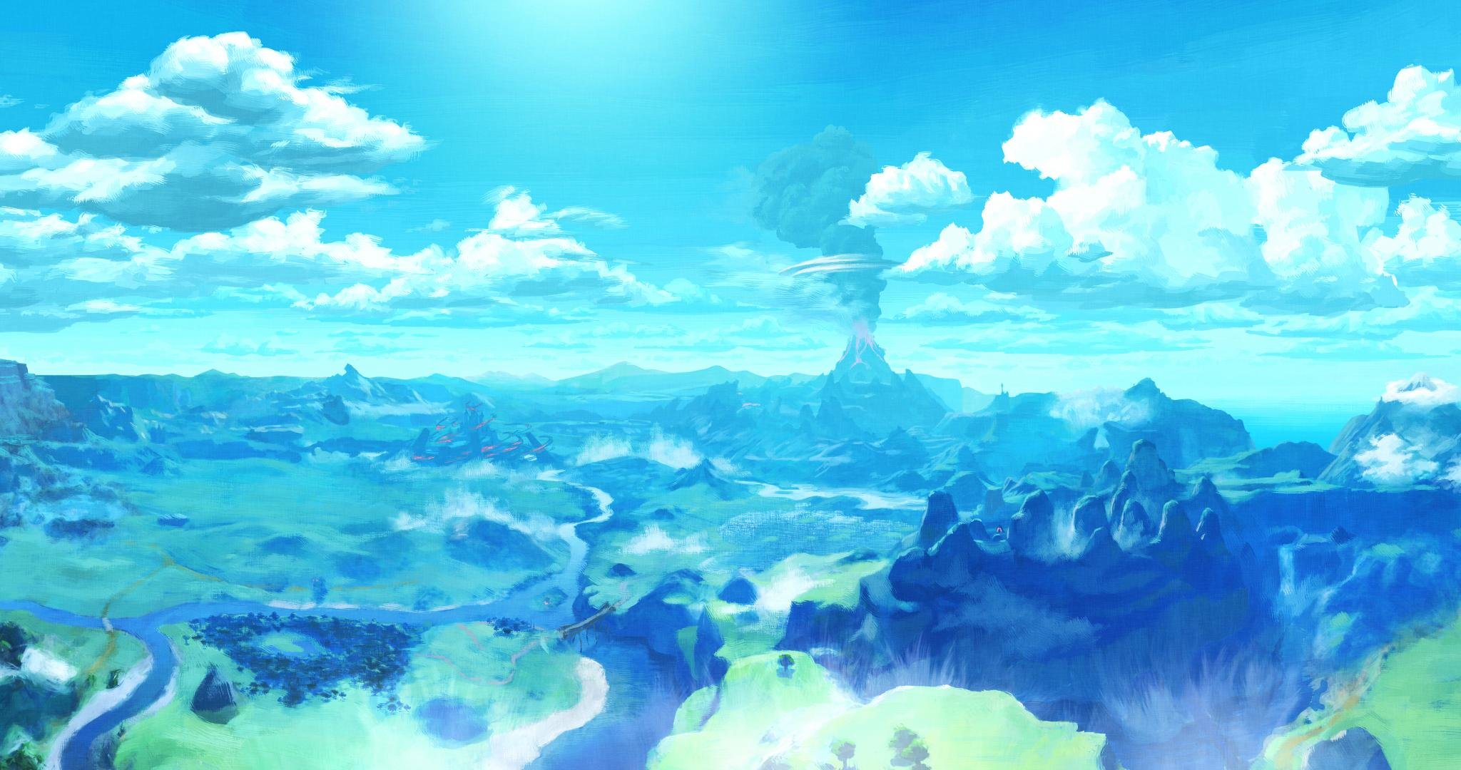 Awesome The Legend Of Zelda Breath Of The Wild Free Wallpaper Id
