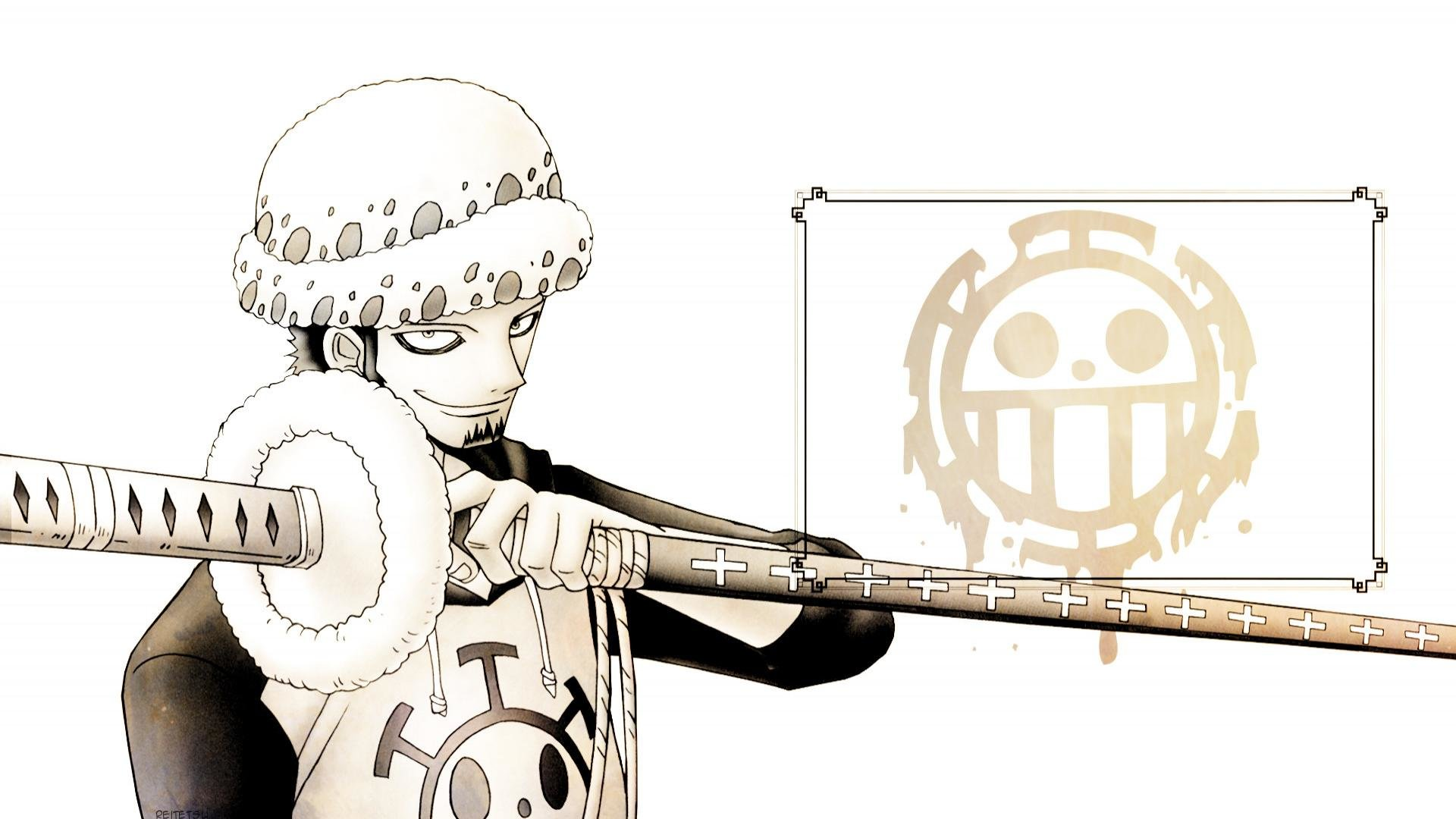 Best Trafalgar Law wallpaper ID:314772 for High Resolution 1080p computer