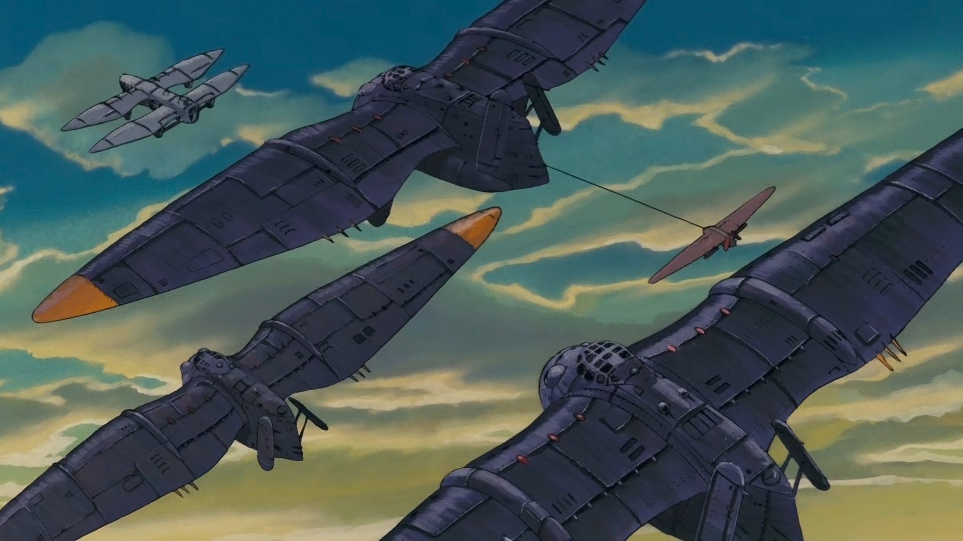 Free Nausicaa Of The Valley Of The Wind high quality background ID:315400 for 1080p PC