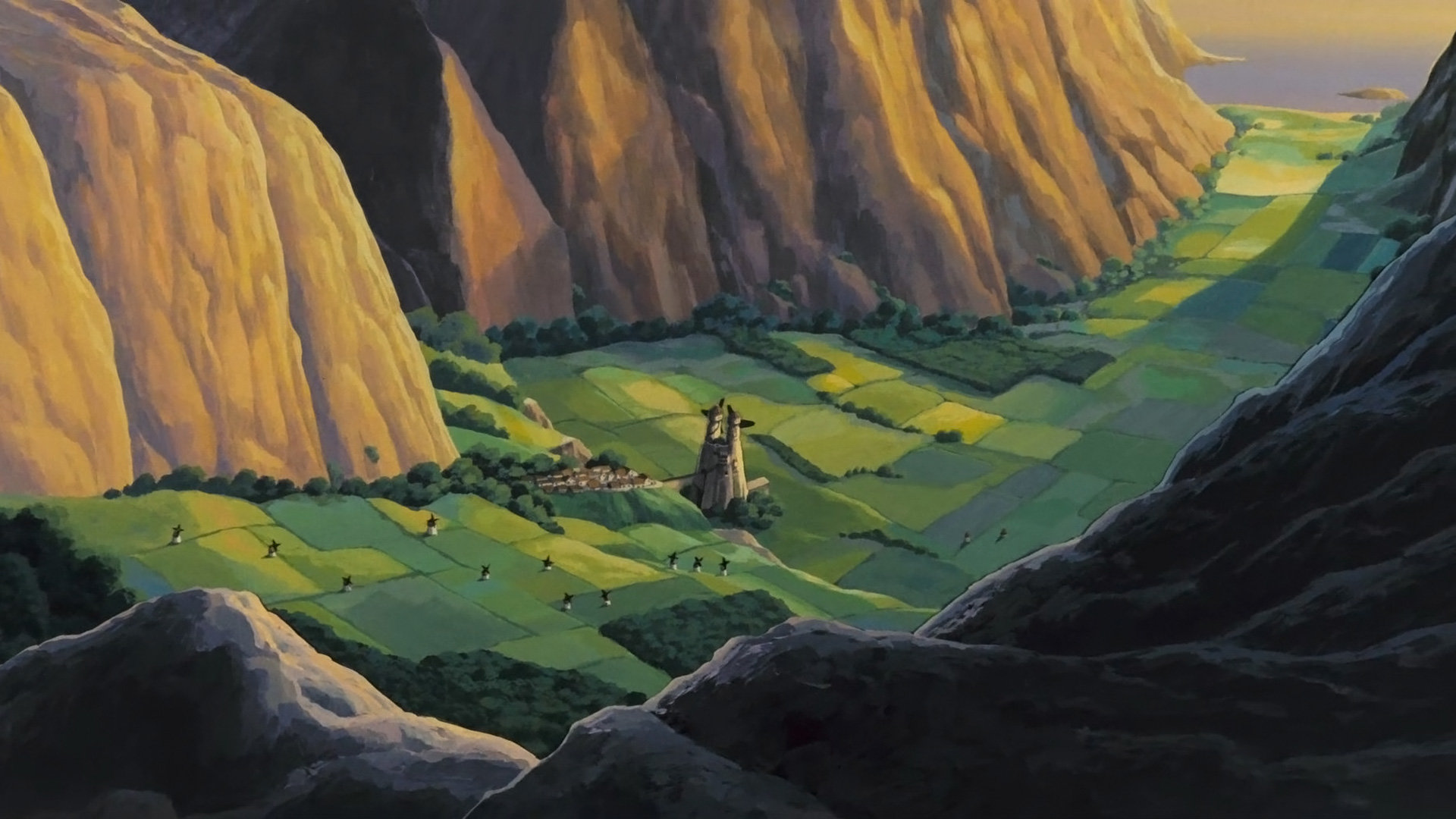 Best Nausicaa Of The Valley Of The Wind wallpaper ID:315402 for High Resolution full hd 1920x1080 desktop