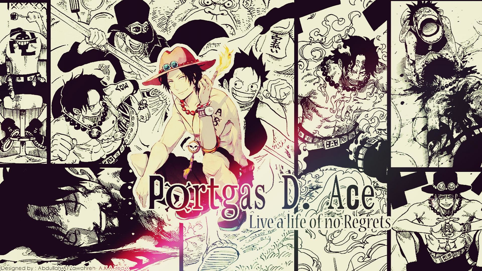 Best Portgas D. Ace wallpaper ID:314528 for High Resolution hd 1080p desktop