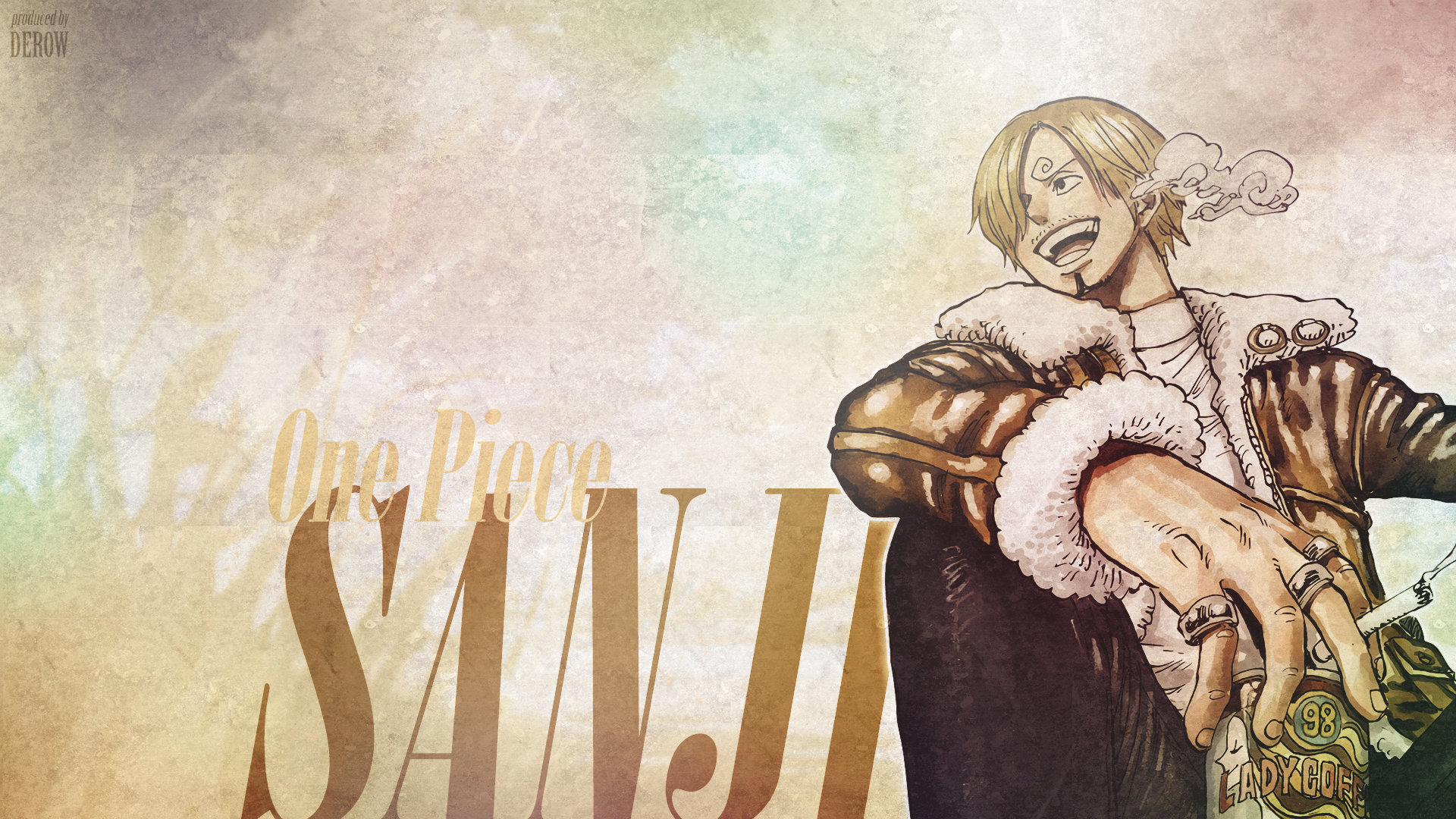 Best Sanji (One Piece) wallpaper ID:314633 for High Resolution hd 1080p PC