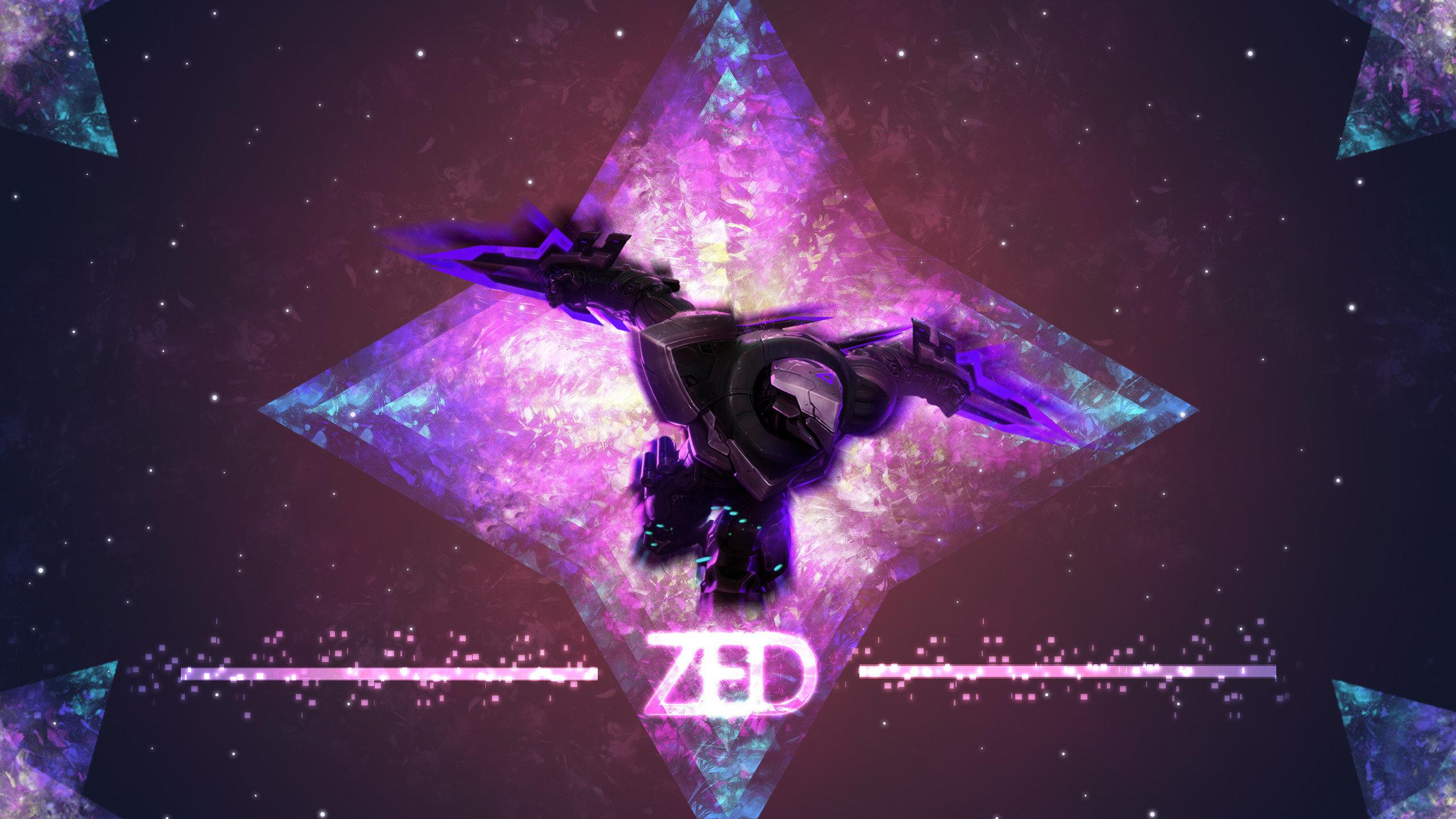 Zed (League Of Legends) wallpapers HD for desktop backgrounds