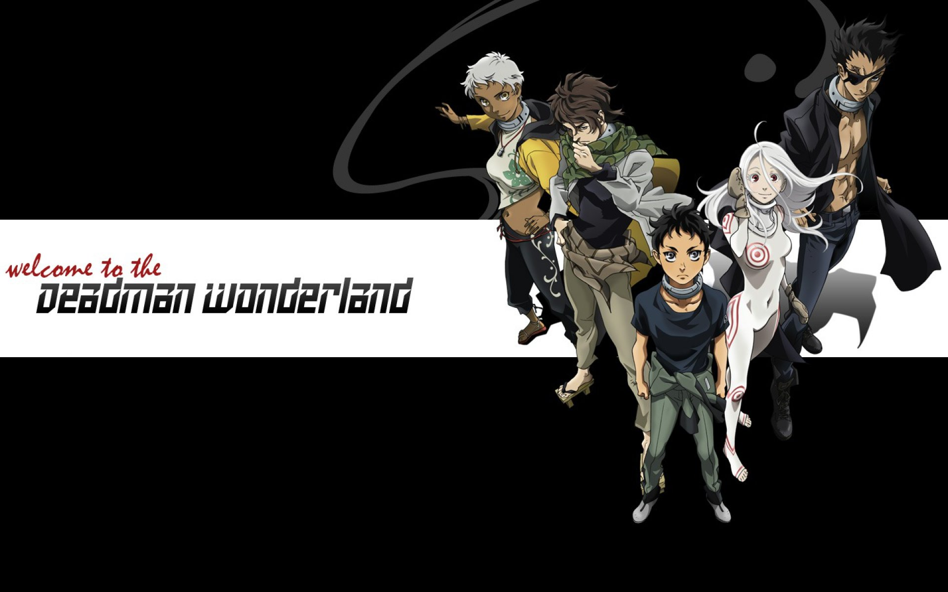 Awesome Deadman Wonderland free background ID:192100 for hd 1920x1200 desktop