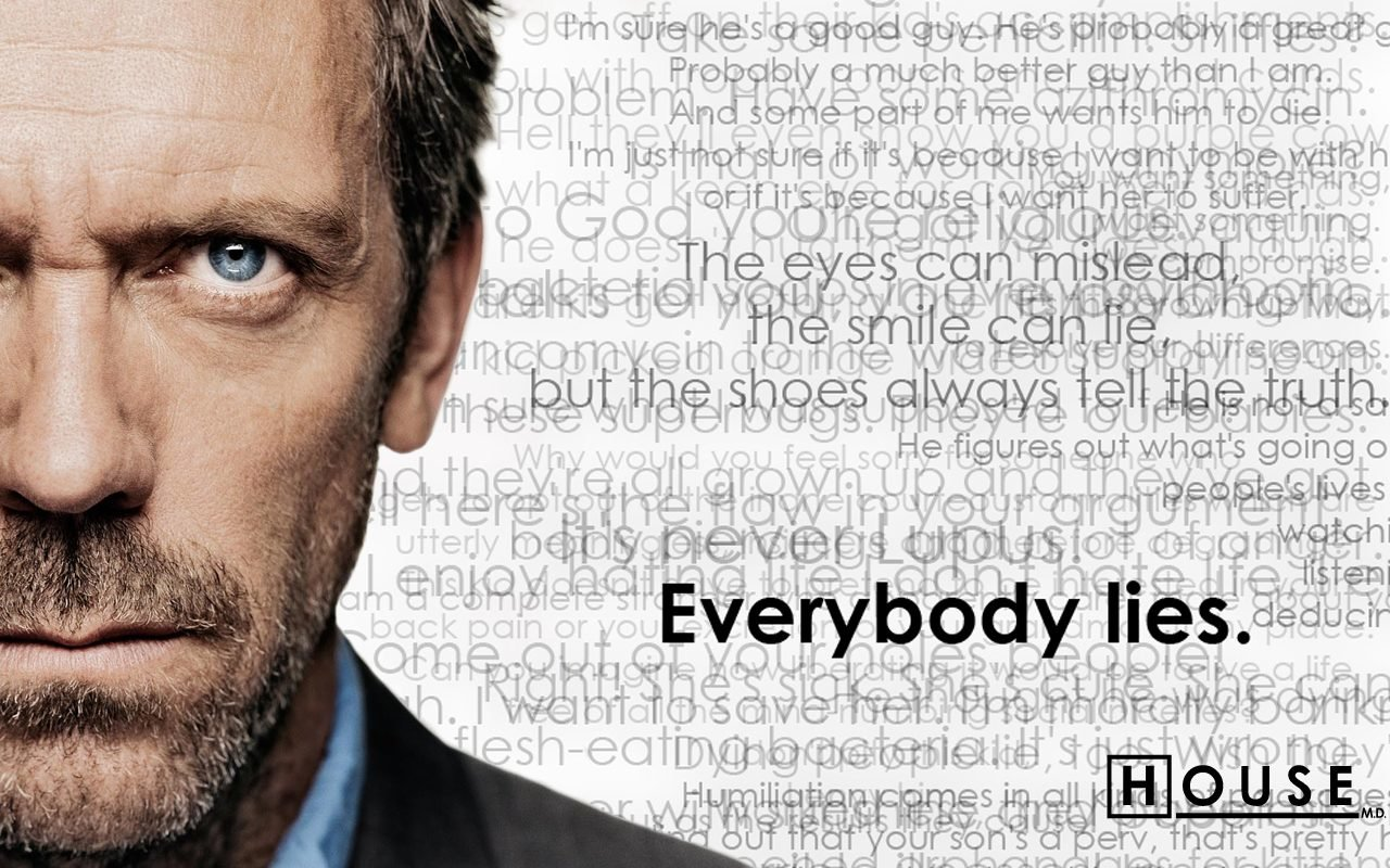 Free download Dr. House background ID:156710 hd 1280x800 for PC