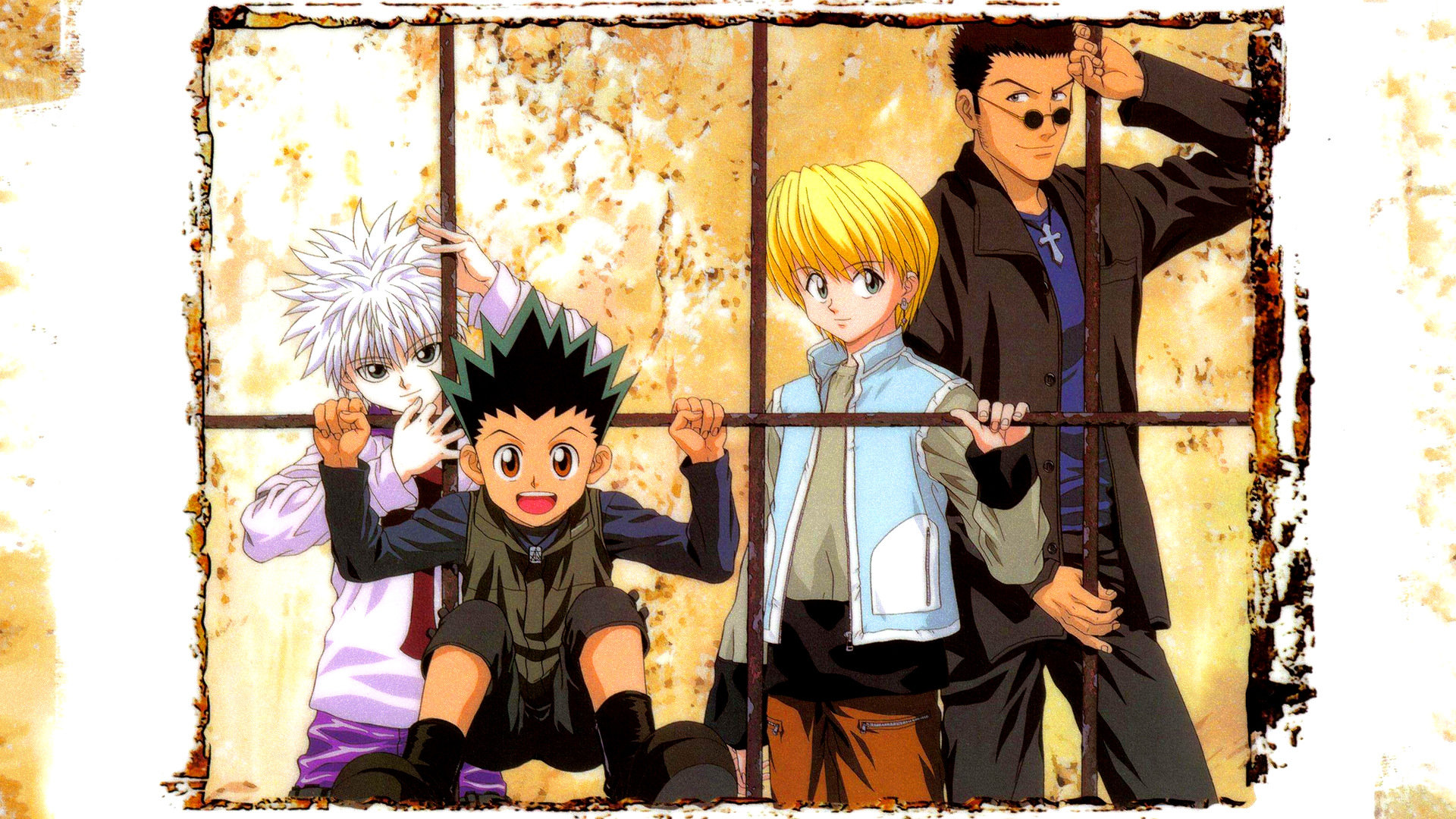 Awesome Hunter X Hunter free background ID:10940 for full hd 1080p desktop