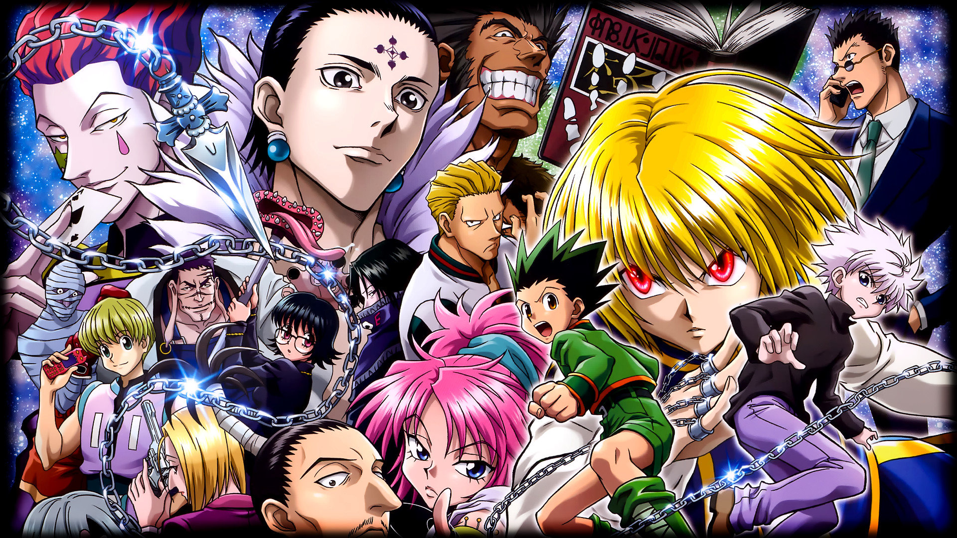 Free download Hunter X Hunter wallpaper ID:10926 full hd 1080p for desktop