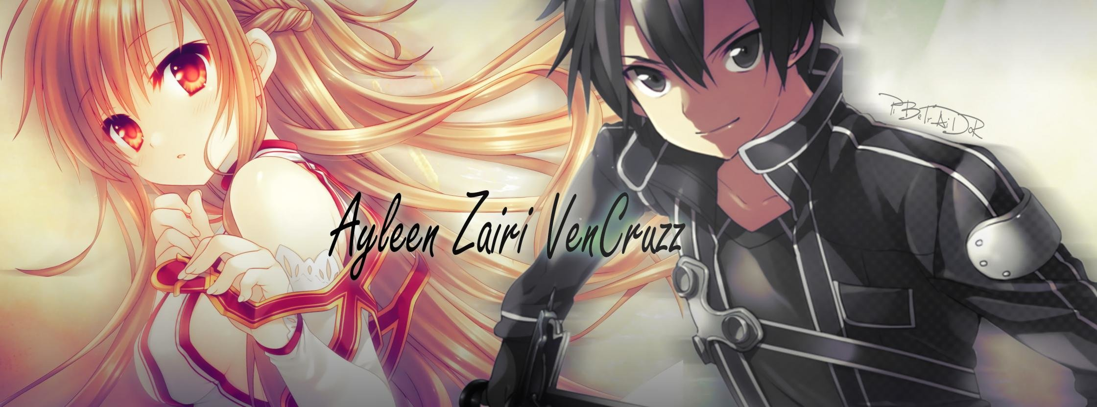 Best Sword Art Online (SAO) background ID:181832 for High Resolution dual screen 2240x832 desktop