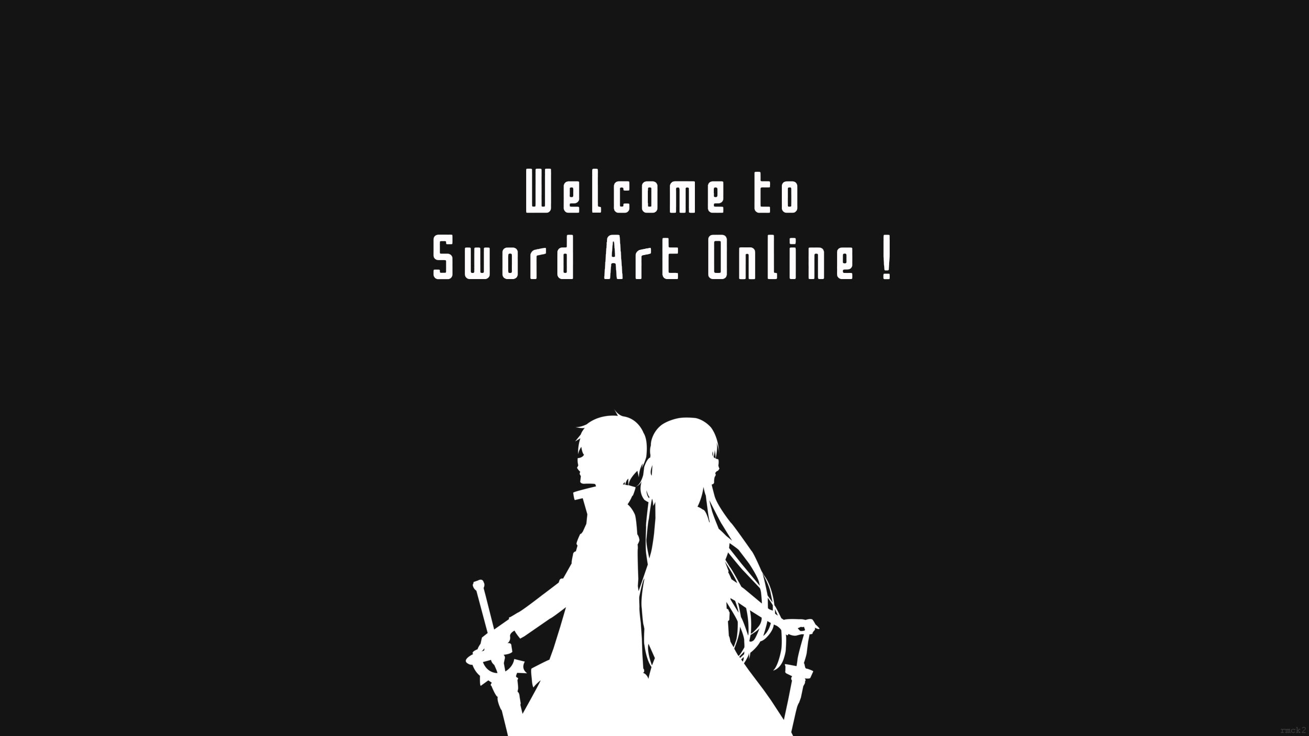Best Sword Art Online (SAO) background ID:181767 for High Resolution hd 2560x1440 PC