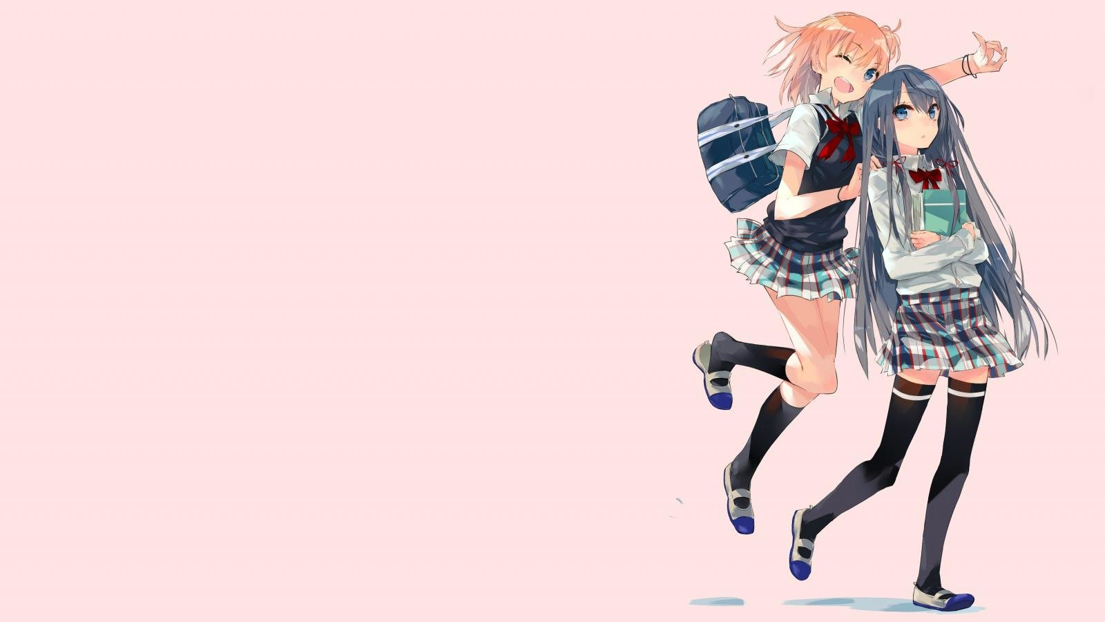 Best My Teen Romantic Comedy SNAFU wallpaper ID:61601 for High Resolution hd 1600x900 desktop