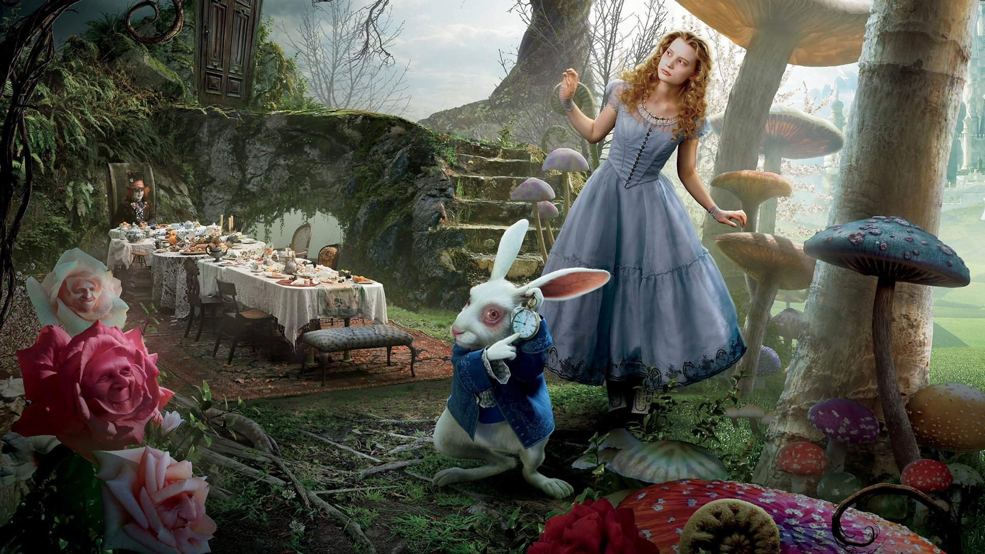 alice in wonderland wordplay Alice in wonderland is a live action fantasy dark comedy adventure film released in 2010, based on lewis carroll's fantasy novels, alice's adventures in wonderland and through the looking-glass.