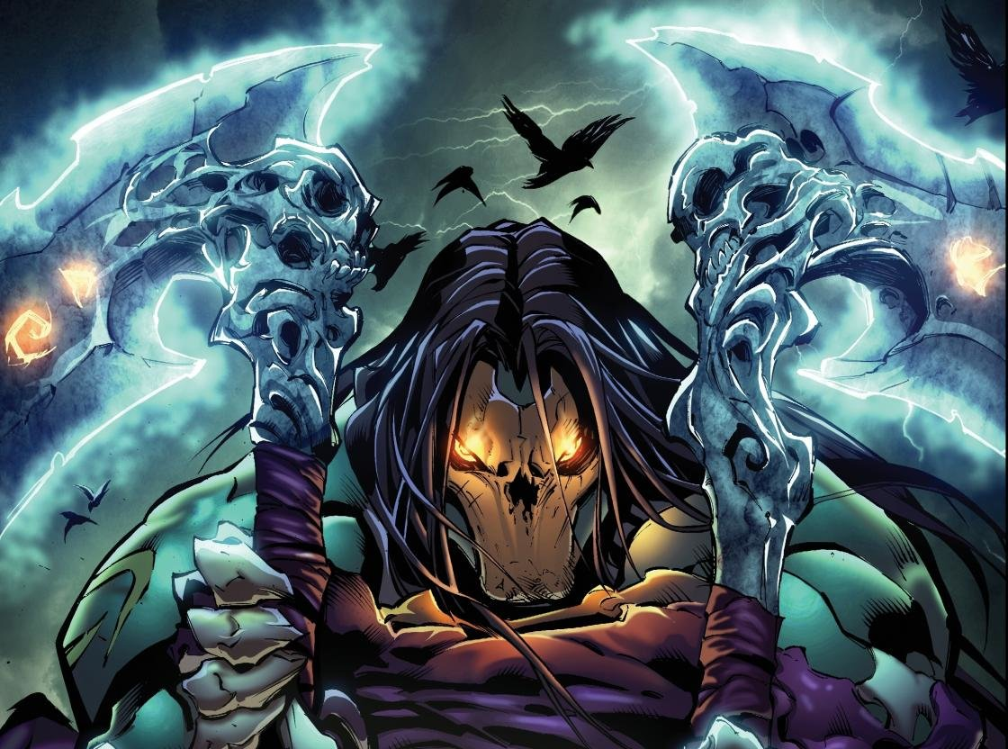 Awesome Darksiders 2 Ii Free Wallpaper Id466223 For Hd