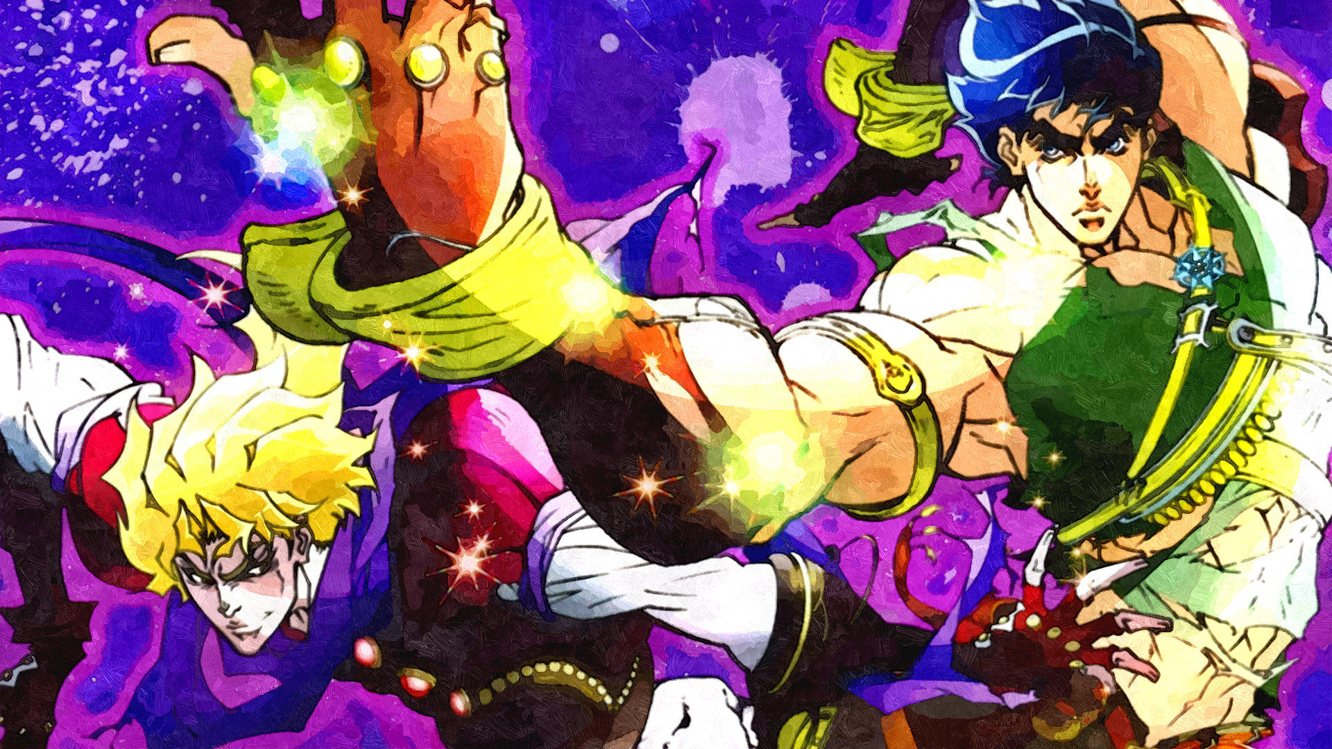 Free download Jojo's Bizarre Adventure wallpaper ID:296976 hd 1080p for desktop