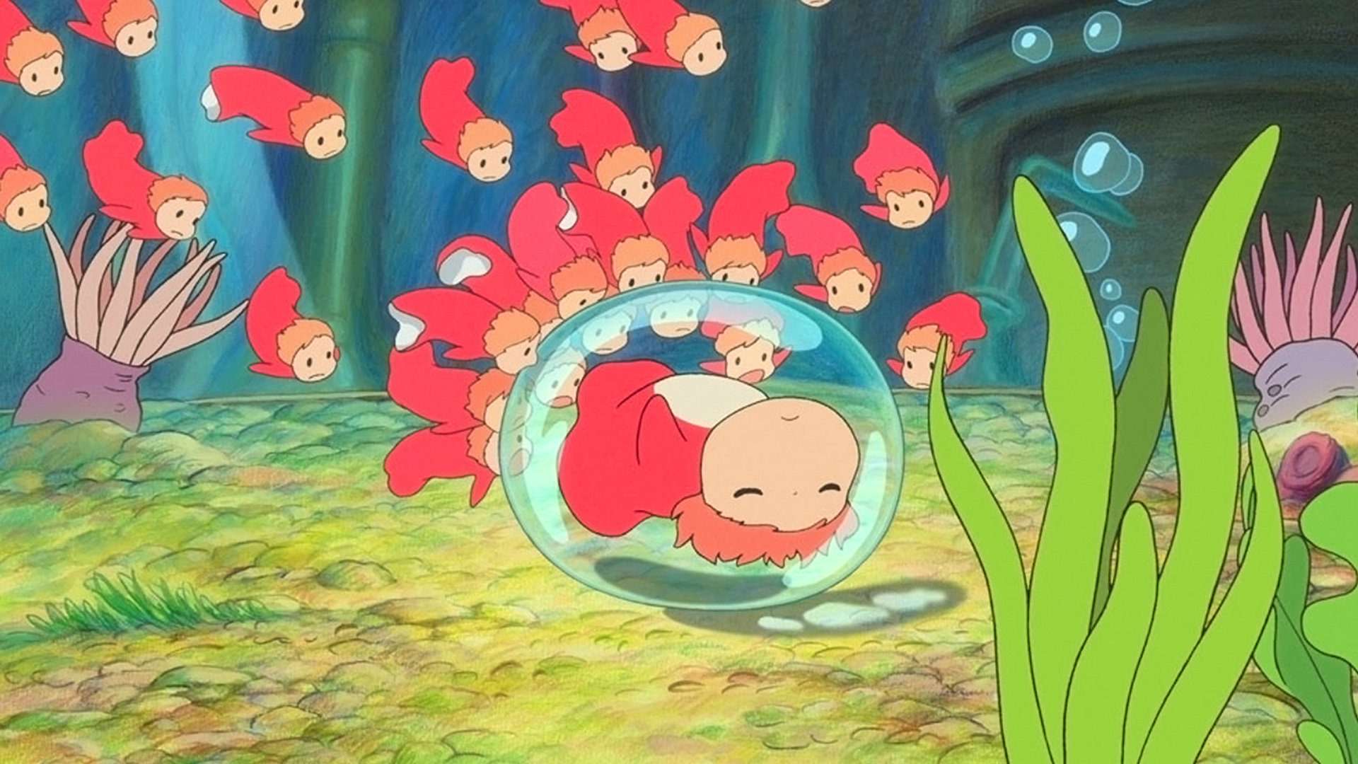 Free Ponyo high quality background ID:430991 for full hd computer