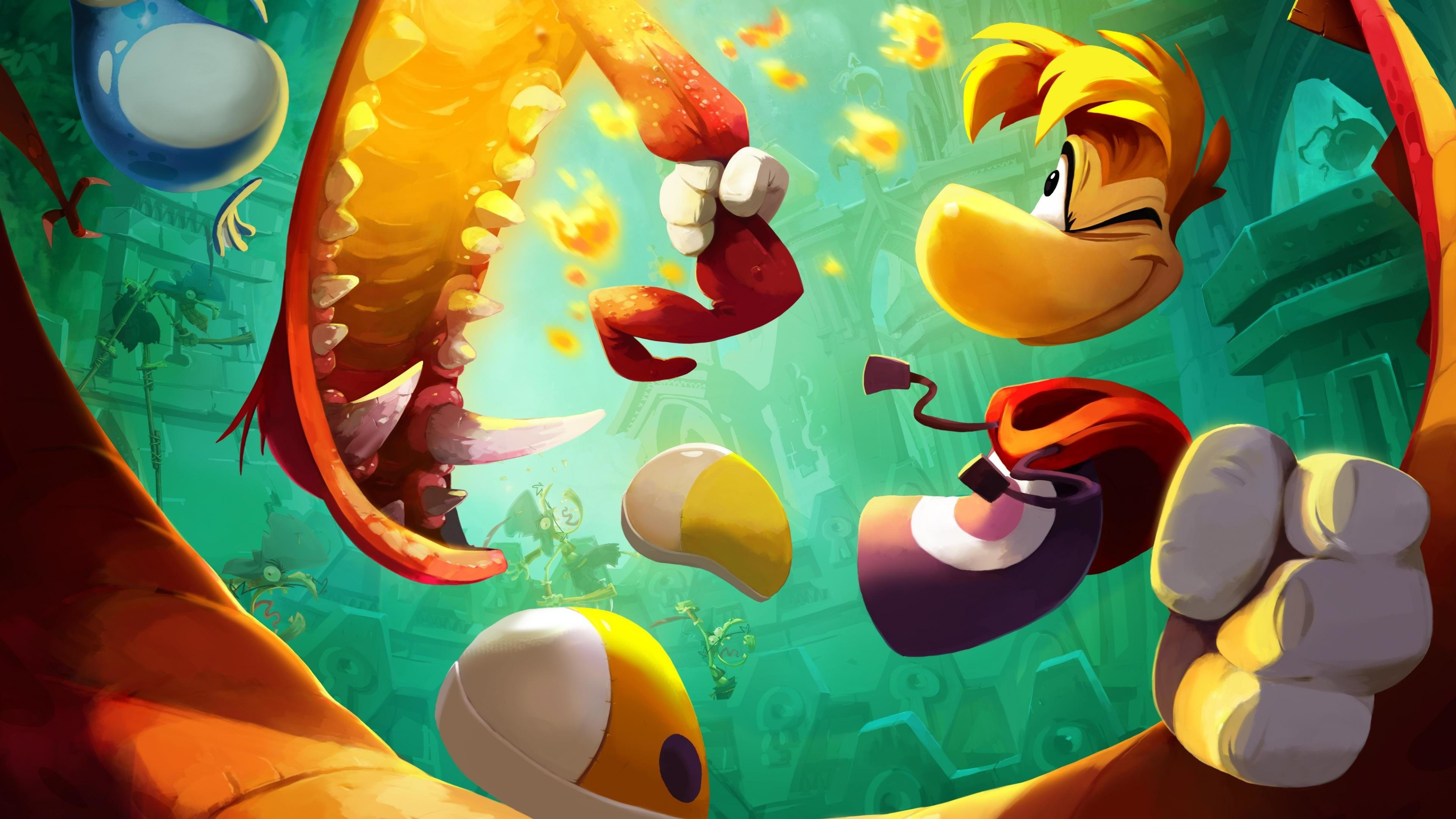 Awesome Rayman Legends free background ID:26541 for uhd 4k PC