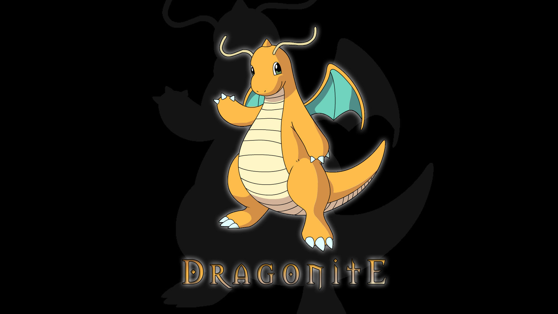 Best Dragonite (Pokemon) wallpaper ID:278966 for High Resolution hd 1080p computer