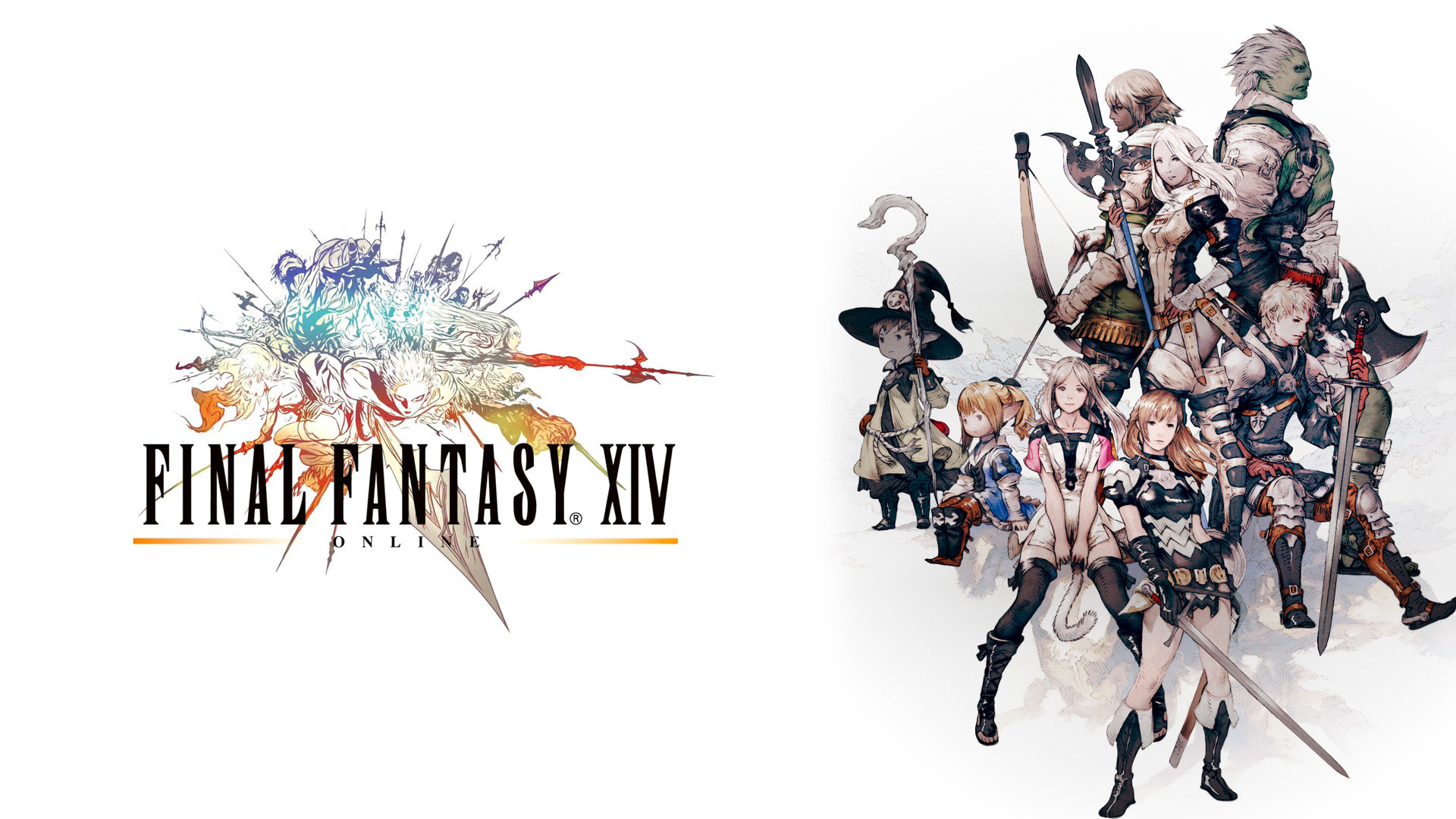 Best Final Fantasy Xiv Ff14 Wallpaper Id 155898 For High