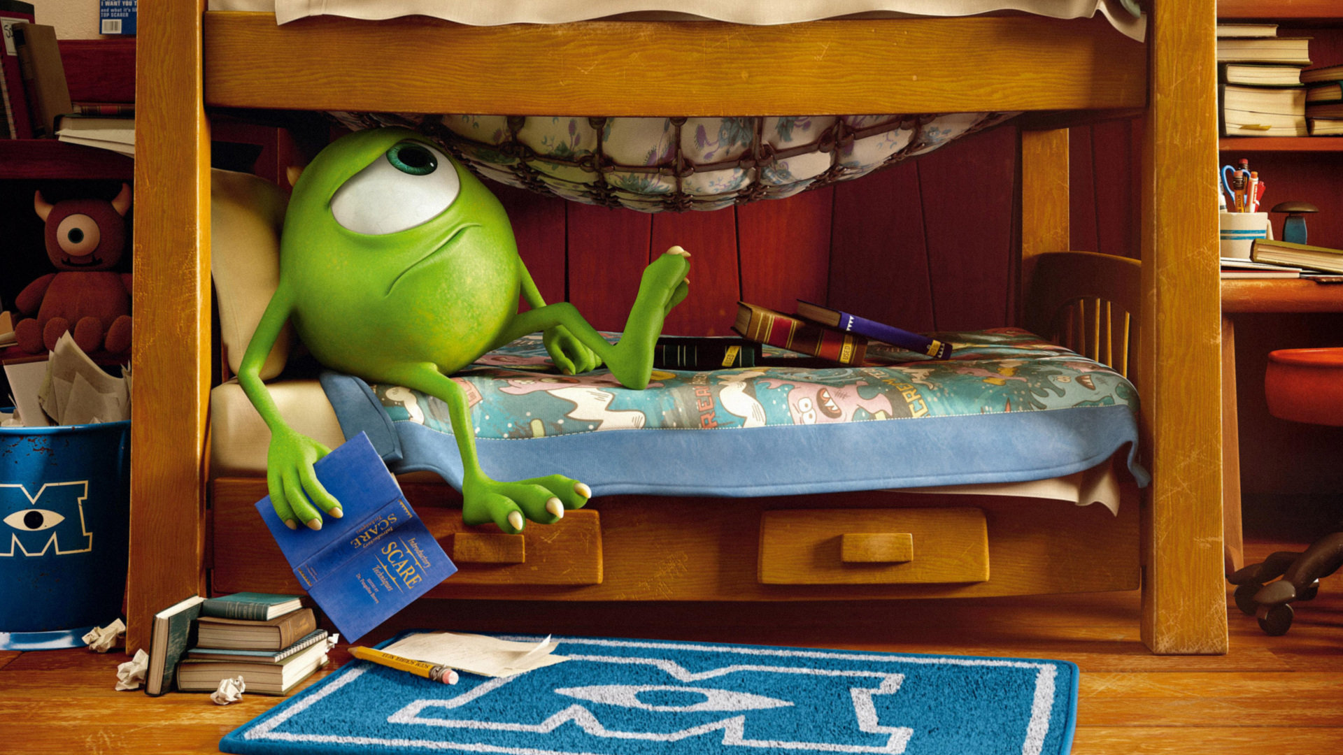 best monsters inc university wallpaper id 83550 for high